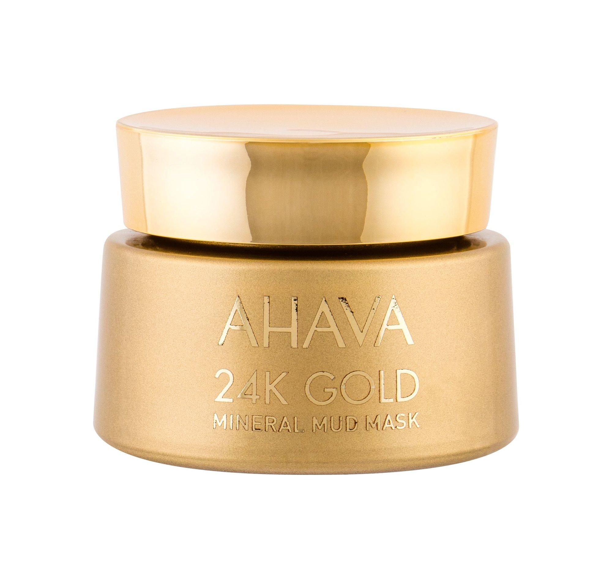 AHAVA 24K Gold Face Mask 50ml