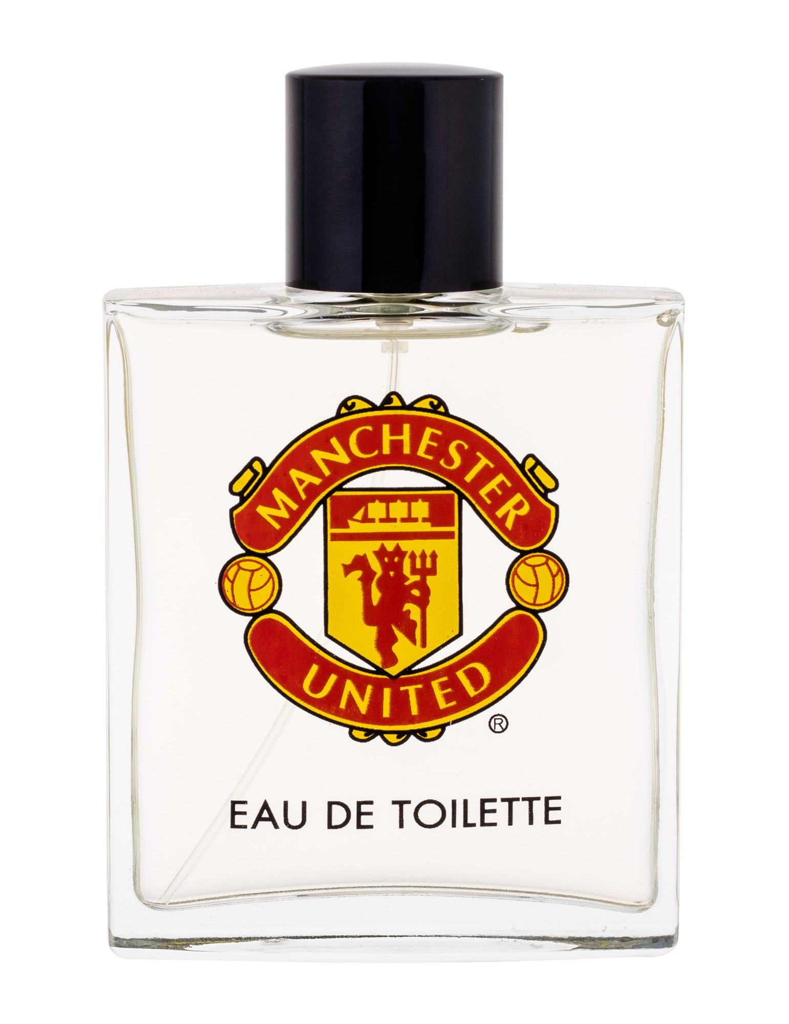 Manchester United Black Eau de Toilette 100ml