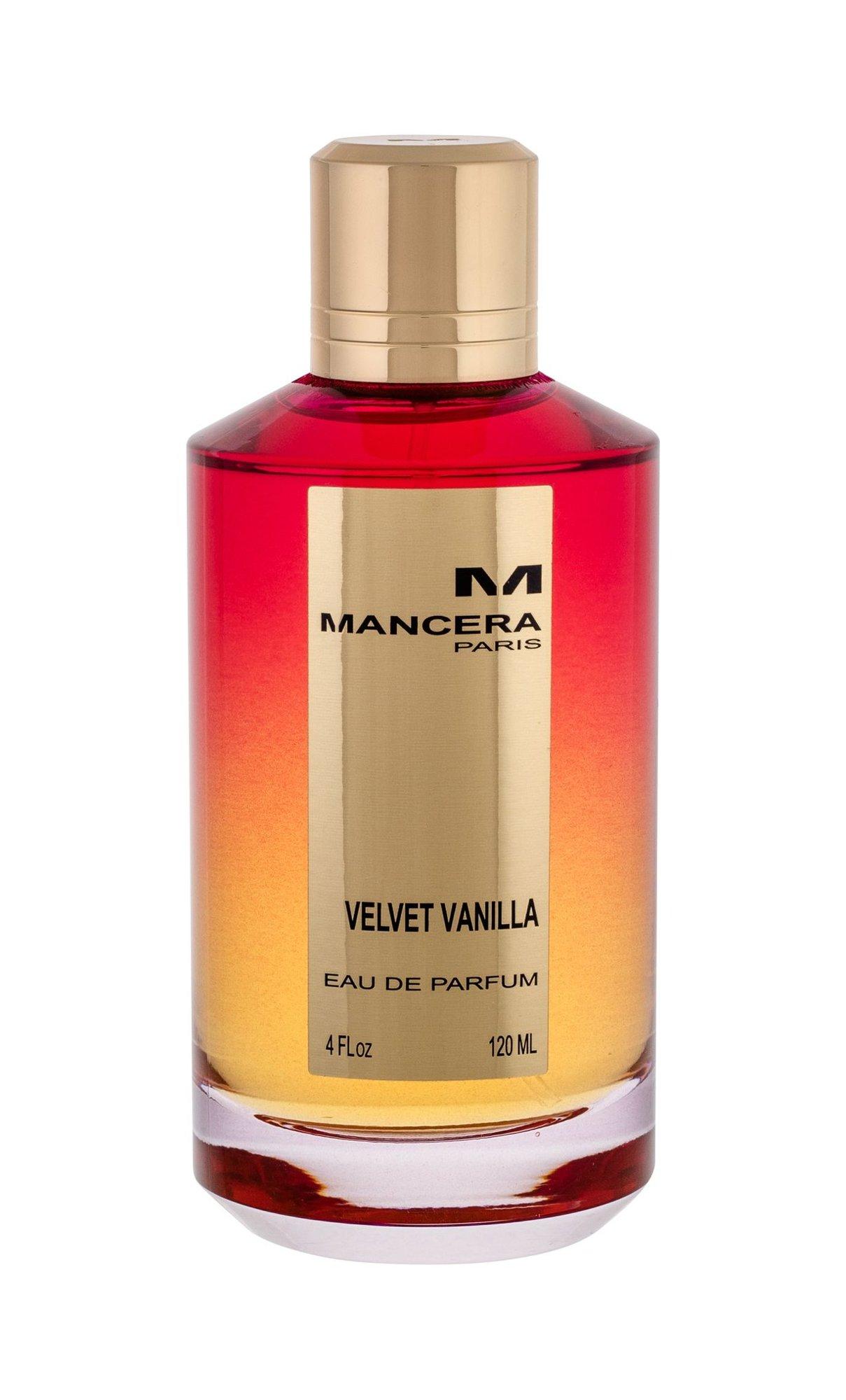 MANCERA Velvet Vanilla Eau de Parfum 120ml