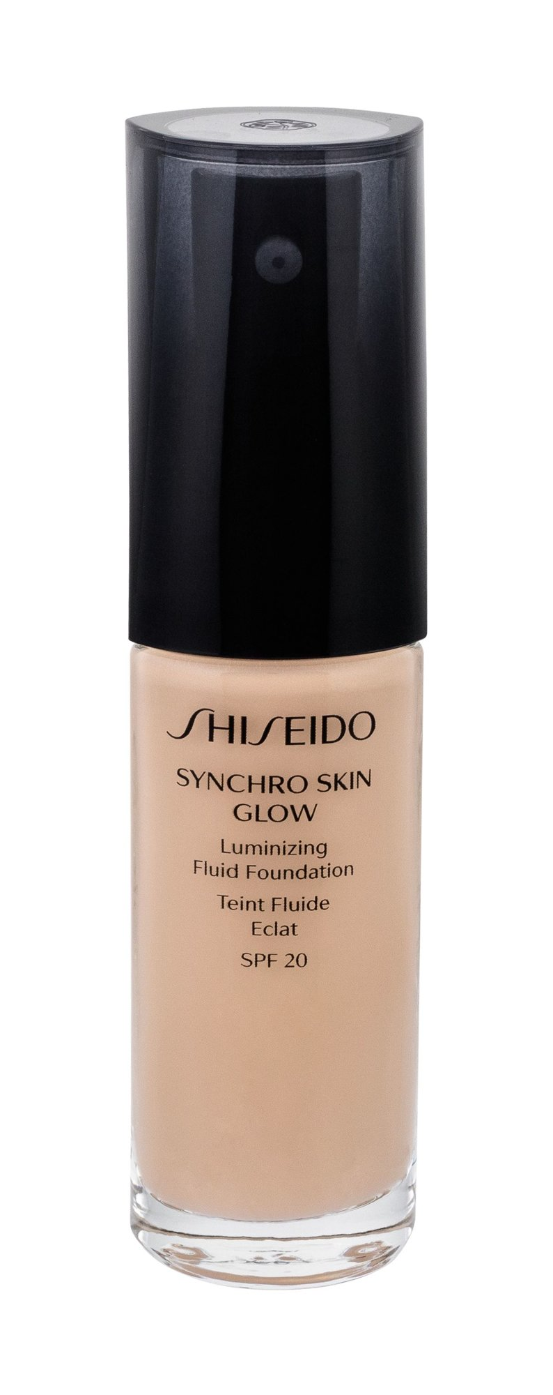Shiseido Synchro Skin Glow Makeup 30ml Rose 2