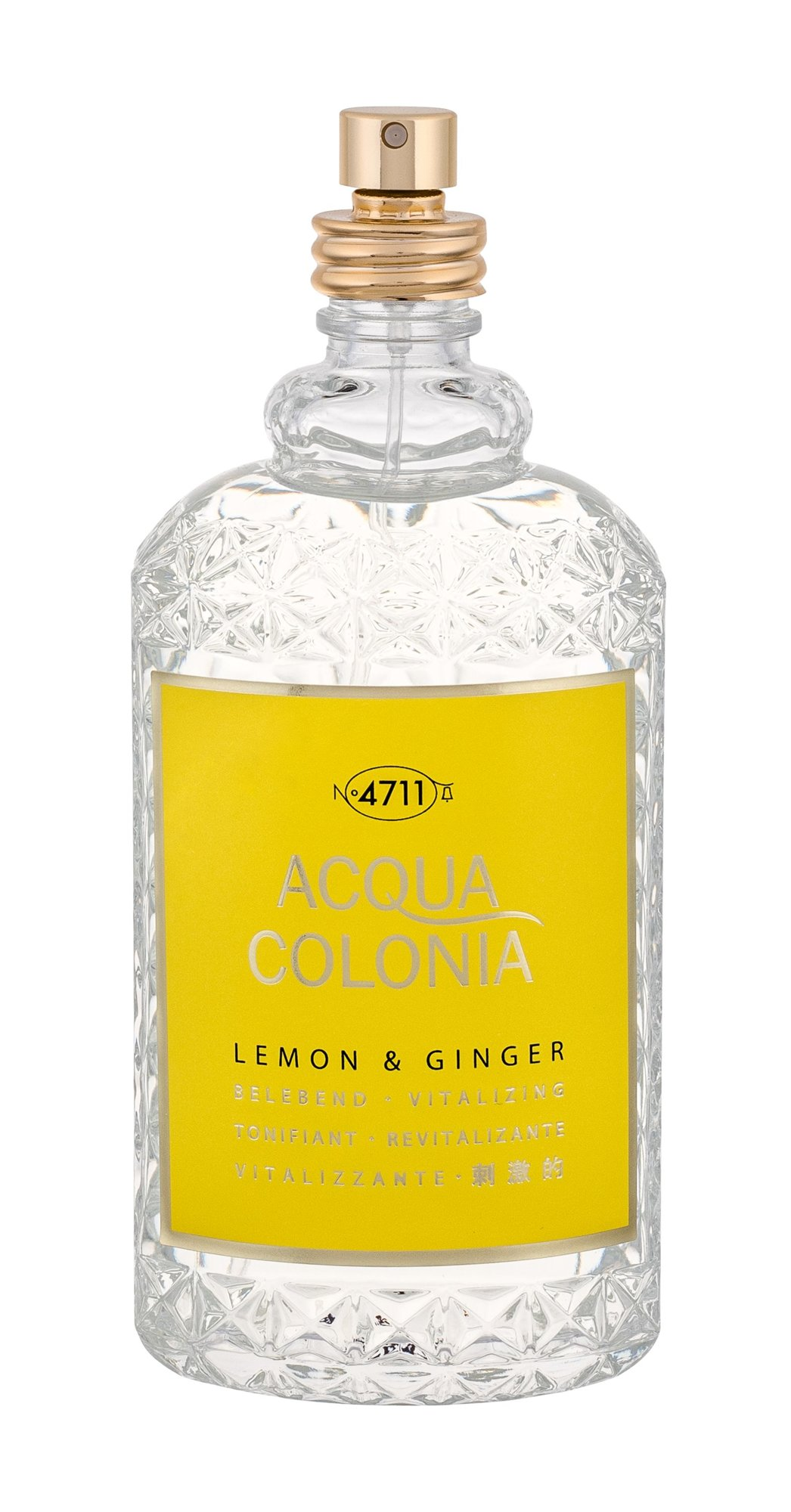 4711 Acqua Colonia Lemon & Ginger Eau de Cologne 170ml