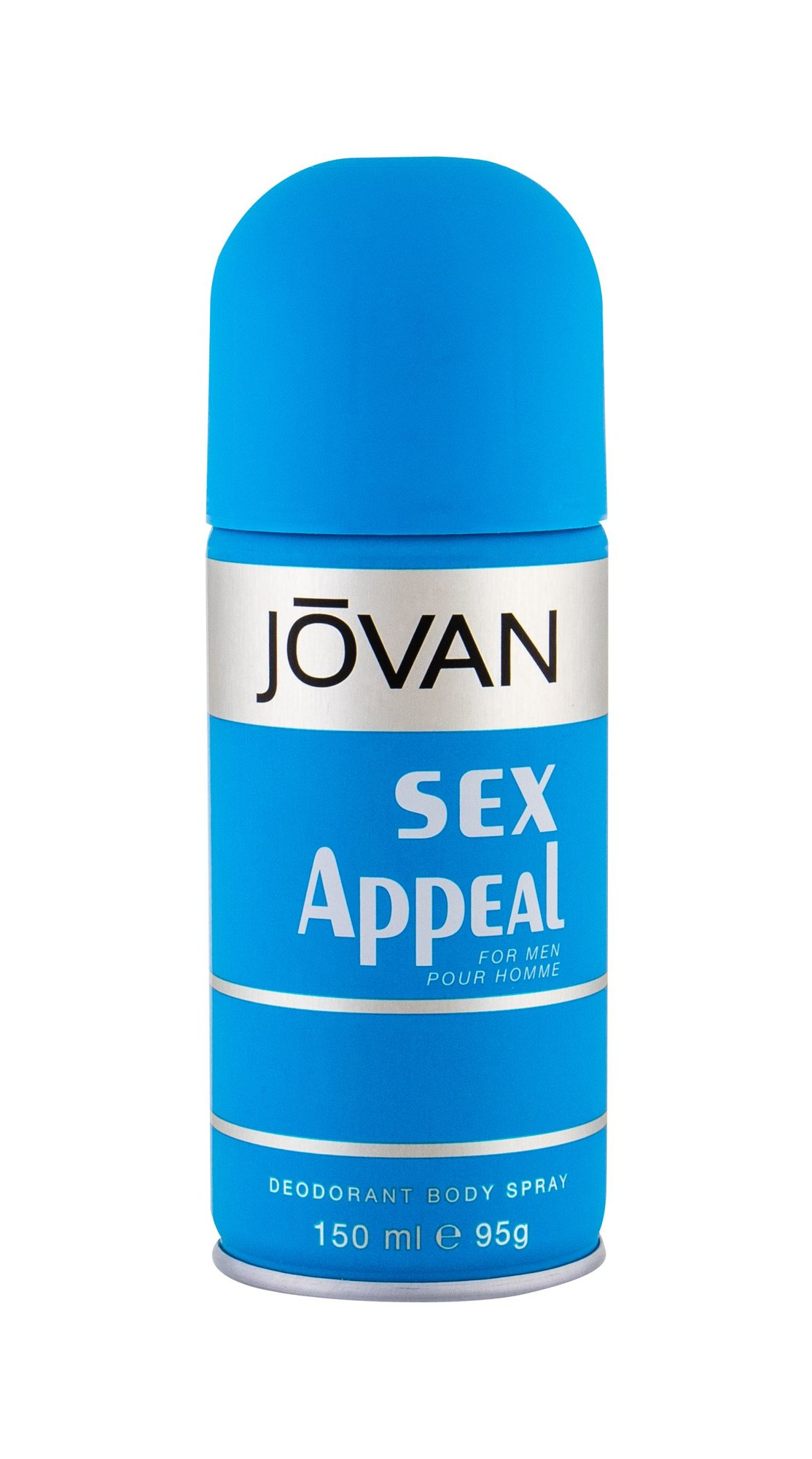 Jovan Sex Appeal Deodorant 150ml