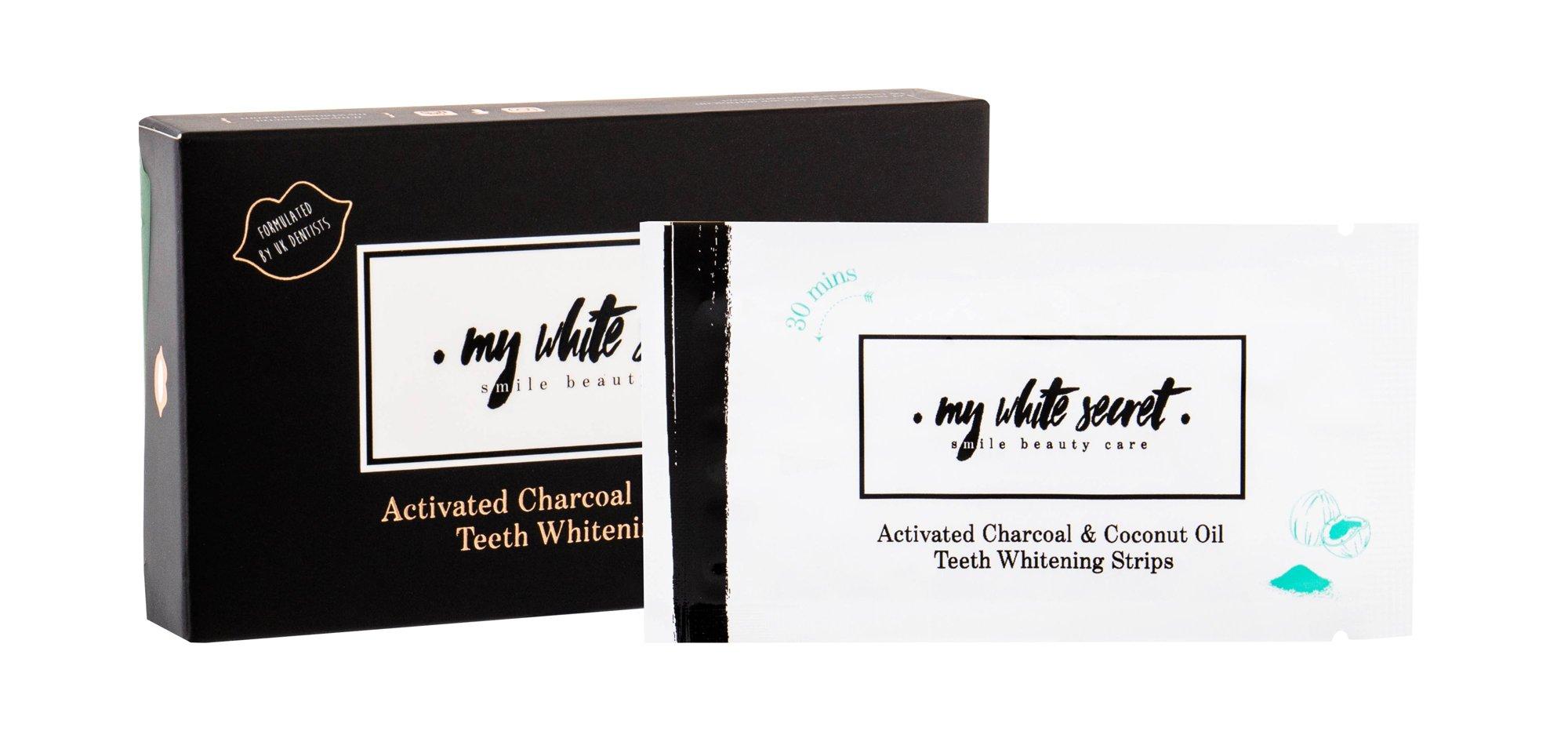 My White Secret Teeth Whitening Strips Teeth Whitening 14ml