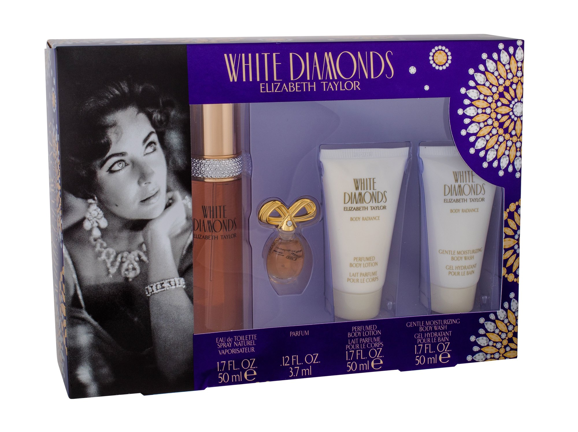Elizabeth Taylor White Diamonds Eau de Toilette 50ml