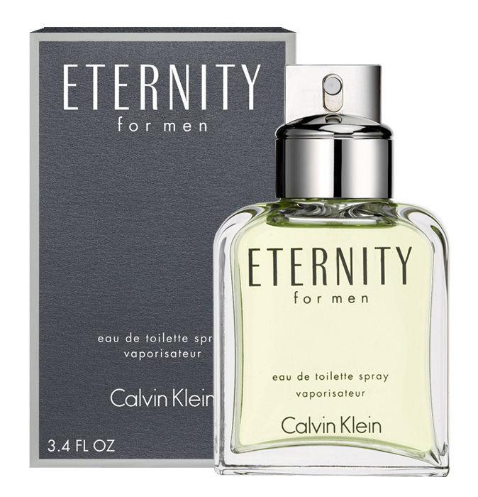 Calvin Klein Eternity Eau de Toilette 50ml
