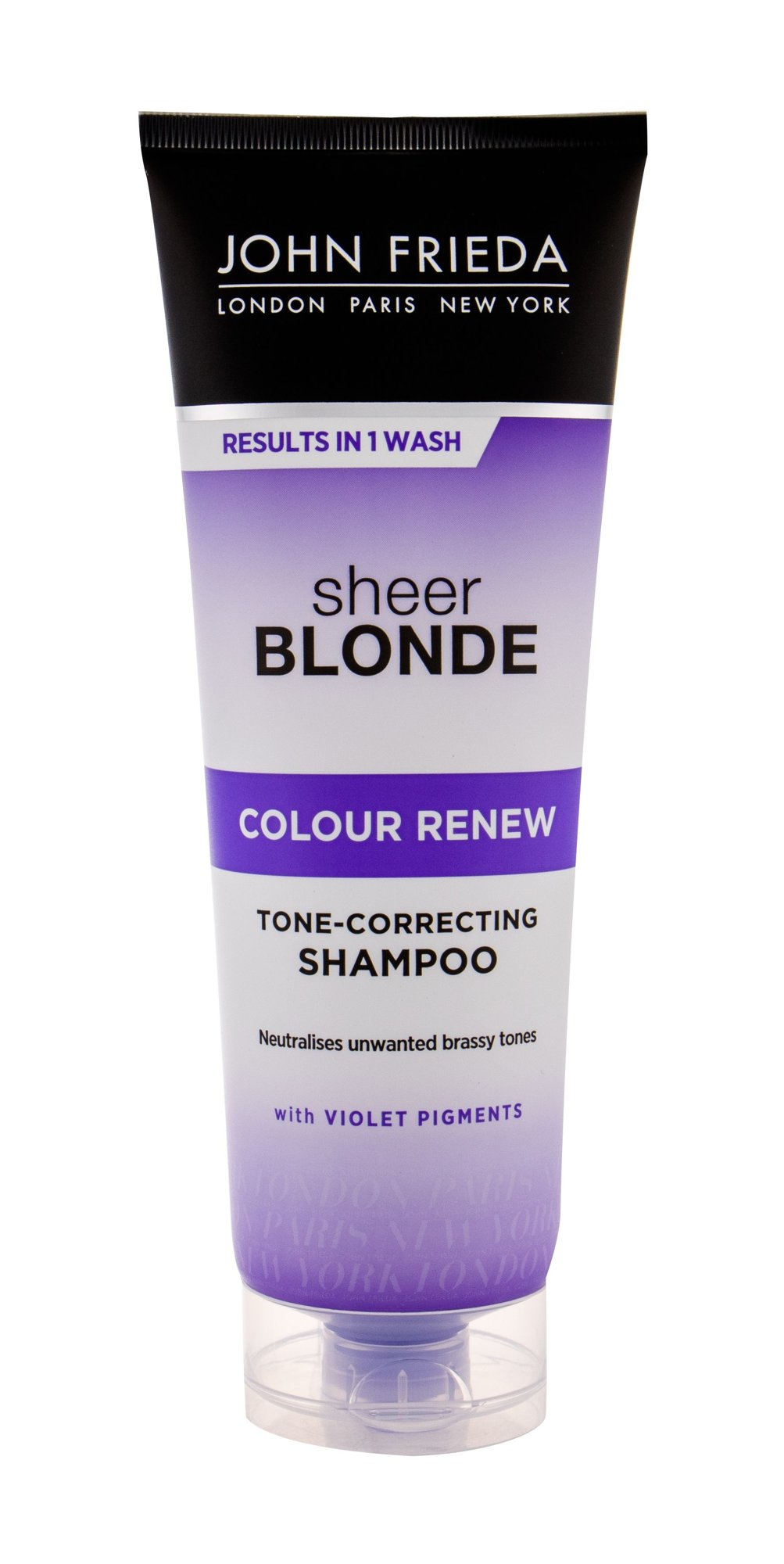 John Frieda Sheer Blonde Shampoo 250ml  Colour Renew