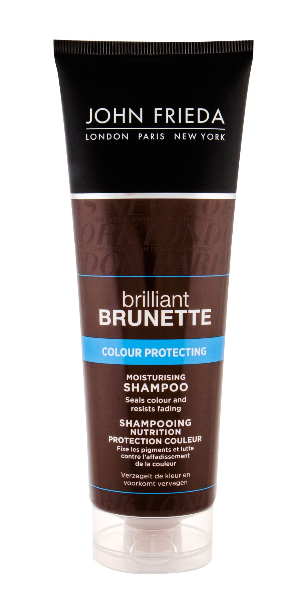 John Frieda Brilliant Brunette Shampoo 250ml  Colour Protecting