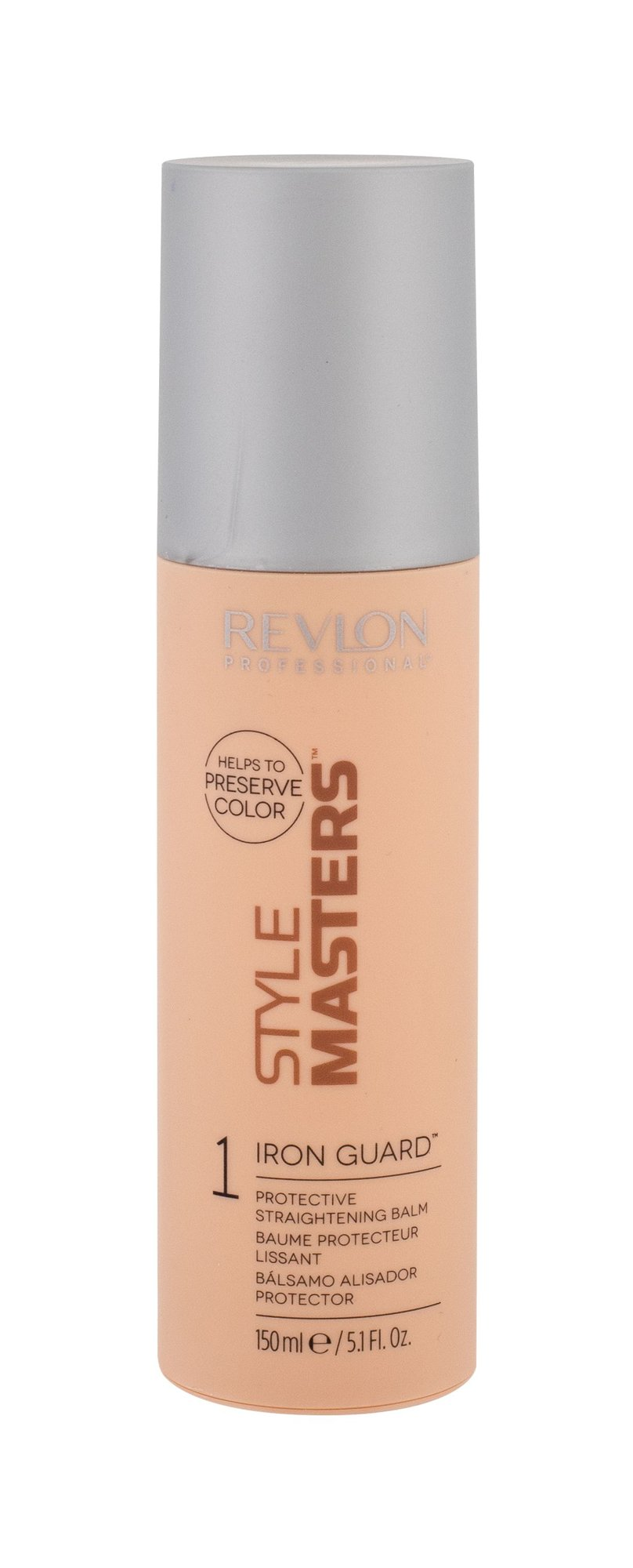 Revlon Professional Style Masters Smooth For Heat Hairstyling 150ml  Iron Guard