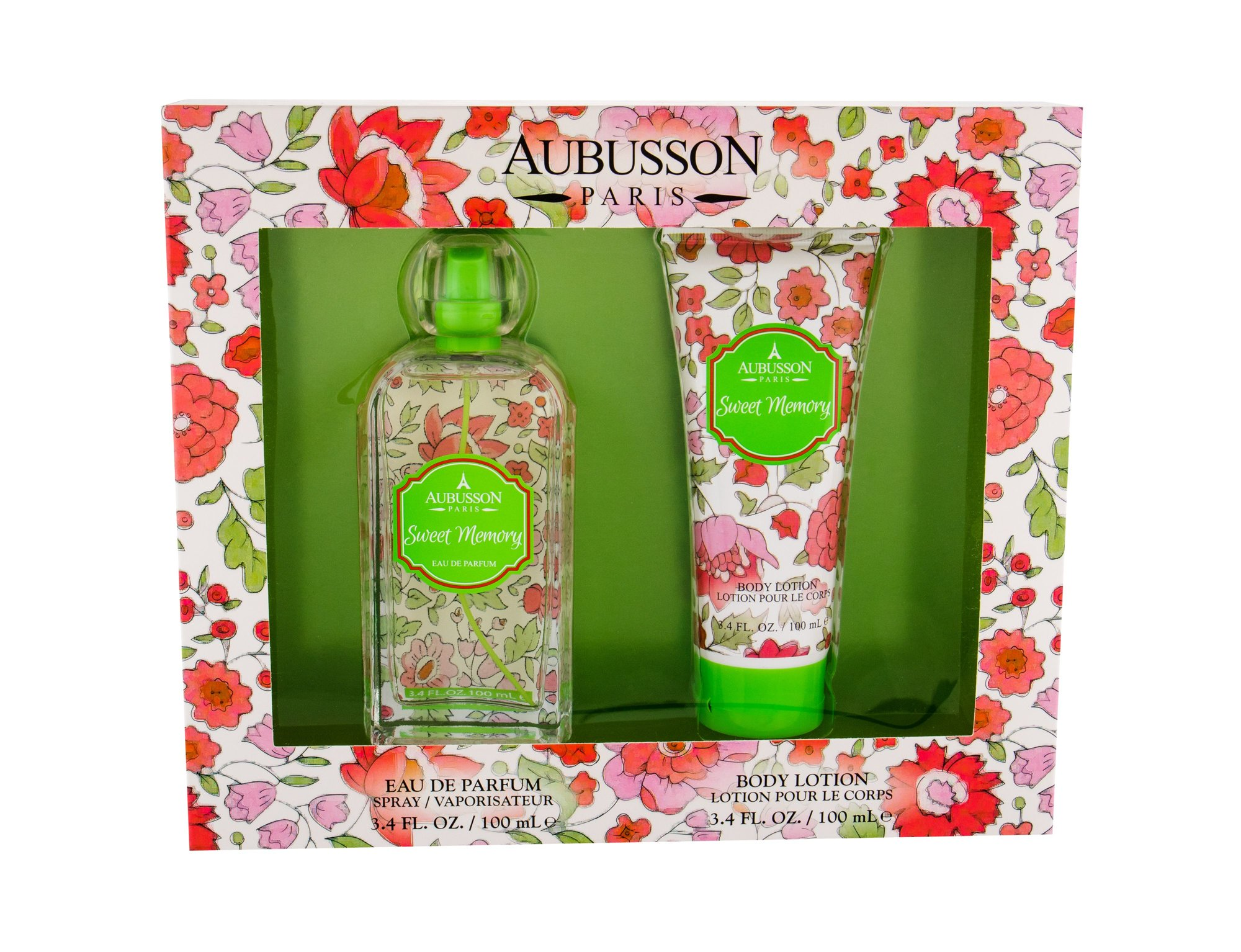 Aubusson Sweet Memory Eau de Parfum 100ml
