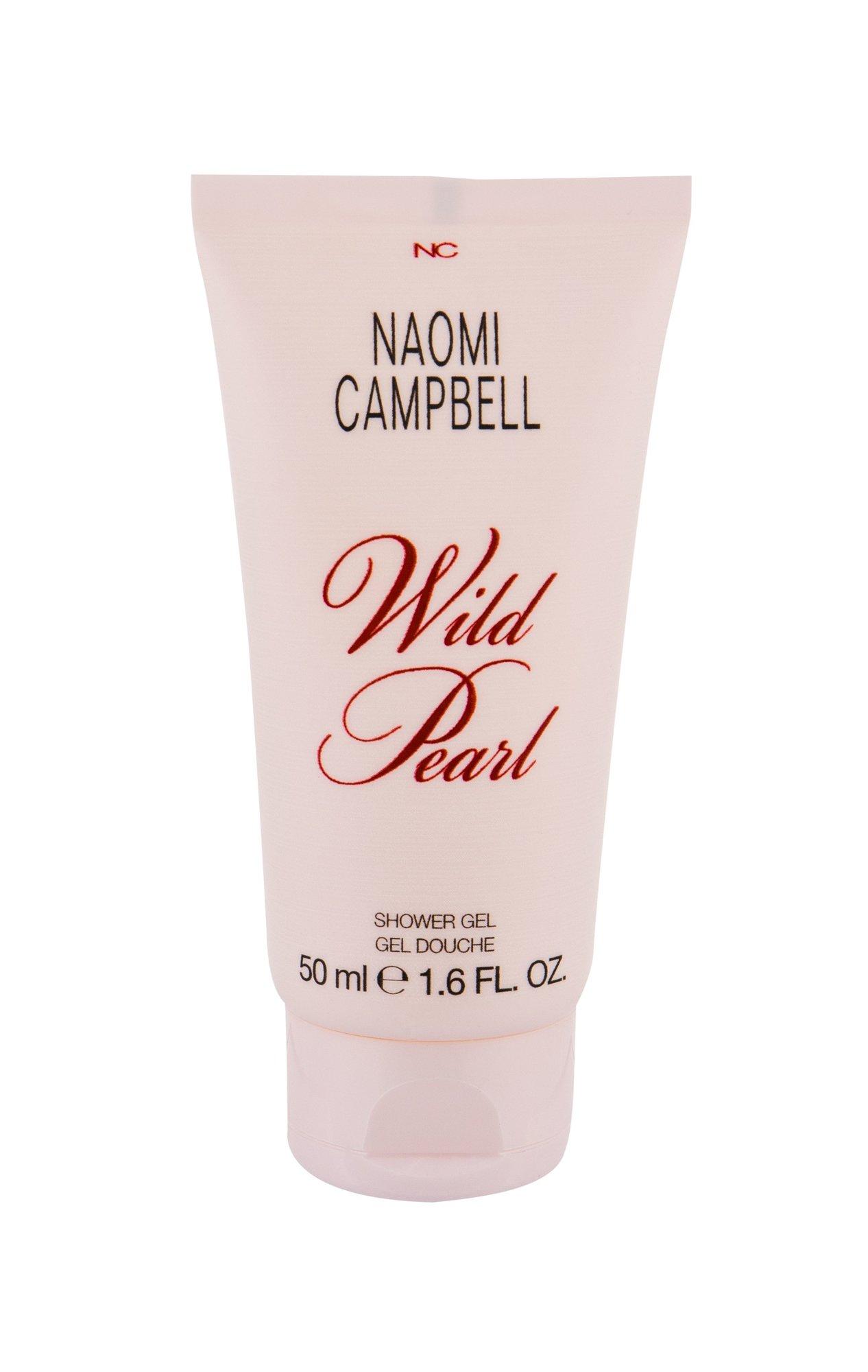Dušo gelis Naomi Campbell Wild Pearl