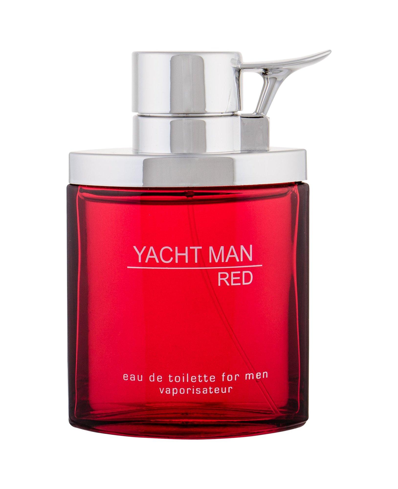 Myrurgia Yacht Man Red Eau de Toilette 100ml