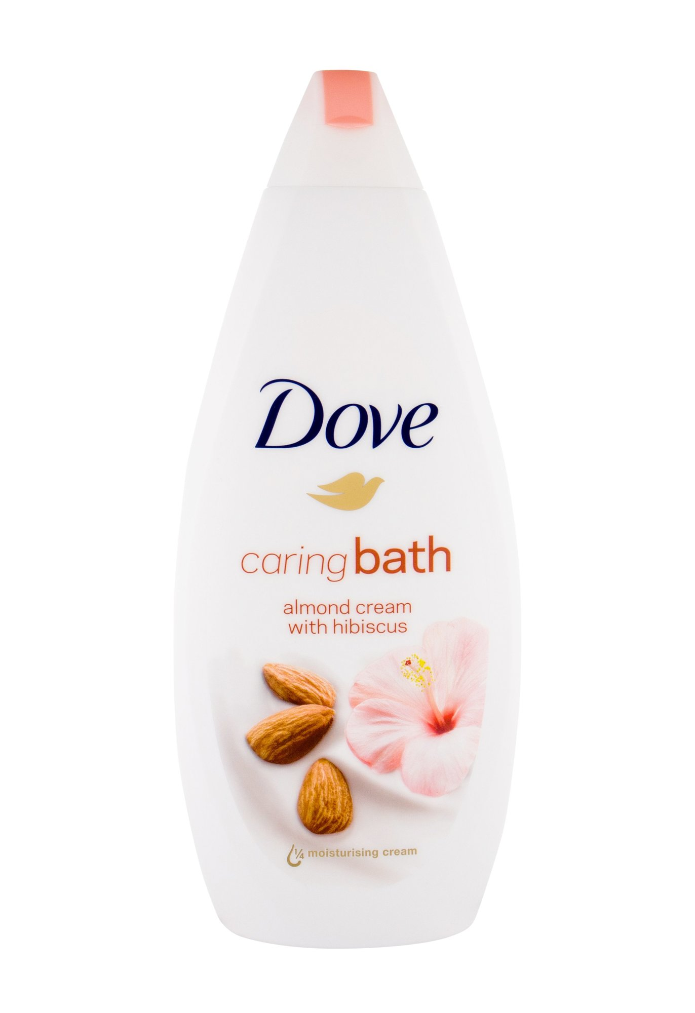 Dove Purely Pampering Bath Foam 750ml