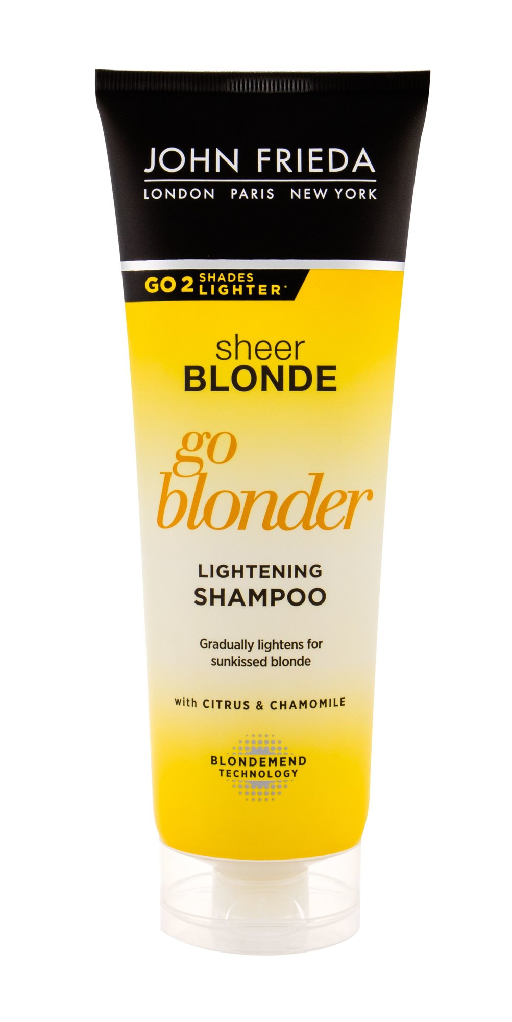 John Frieda Sheer Blonde Shampoo 250ml  Go Blonder
