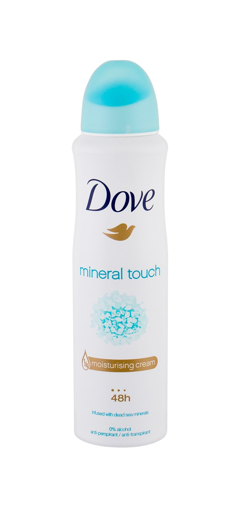 Dove Mineral Touch Antiperspirant 150ml