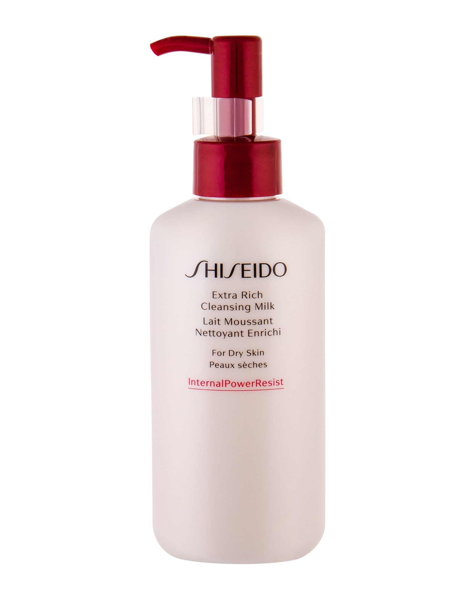 Shiseido Essentials Cleansing Milk 125ml