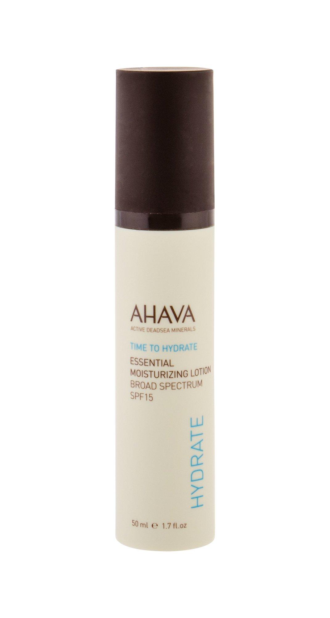 AHAVA Essentials Facial Lotion 50ml