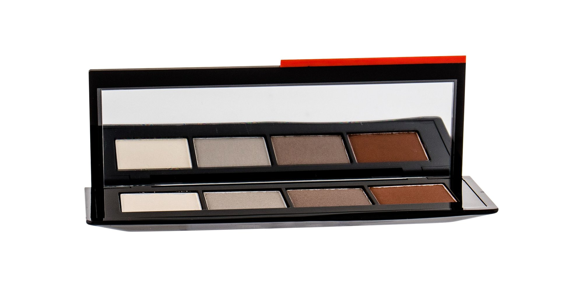 Shiseido Essentialist Eye Palette Eye Shadow 5,2ml 02 Platinum Street Metals