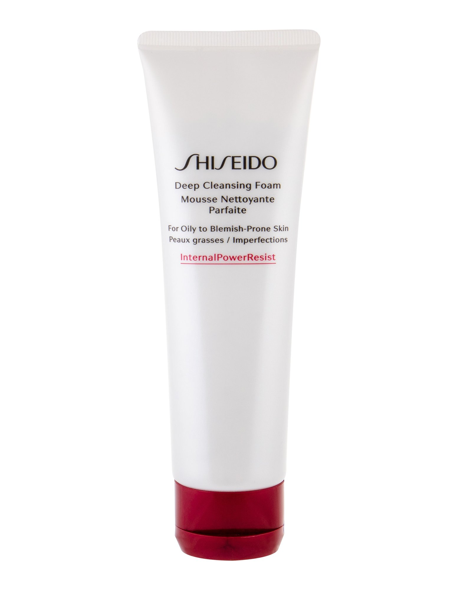 Shiseido Essentials Cleansing Mousse 125ml