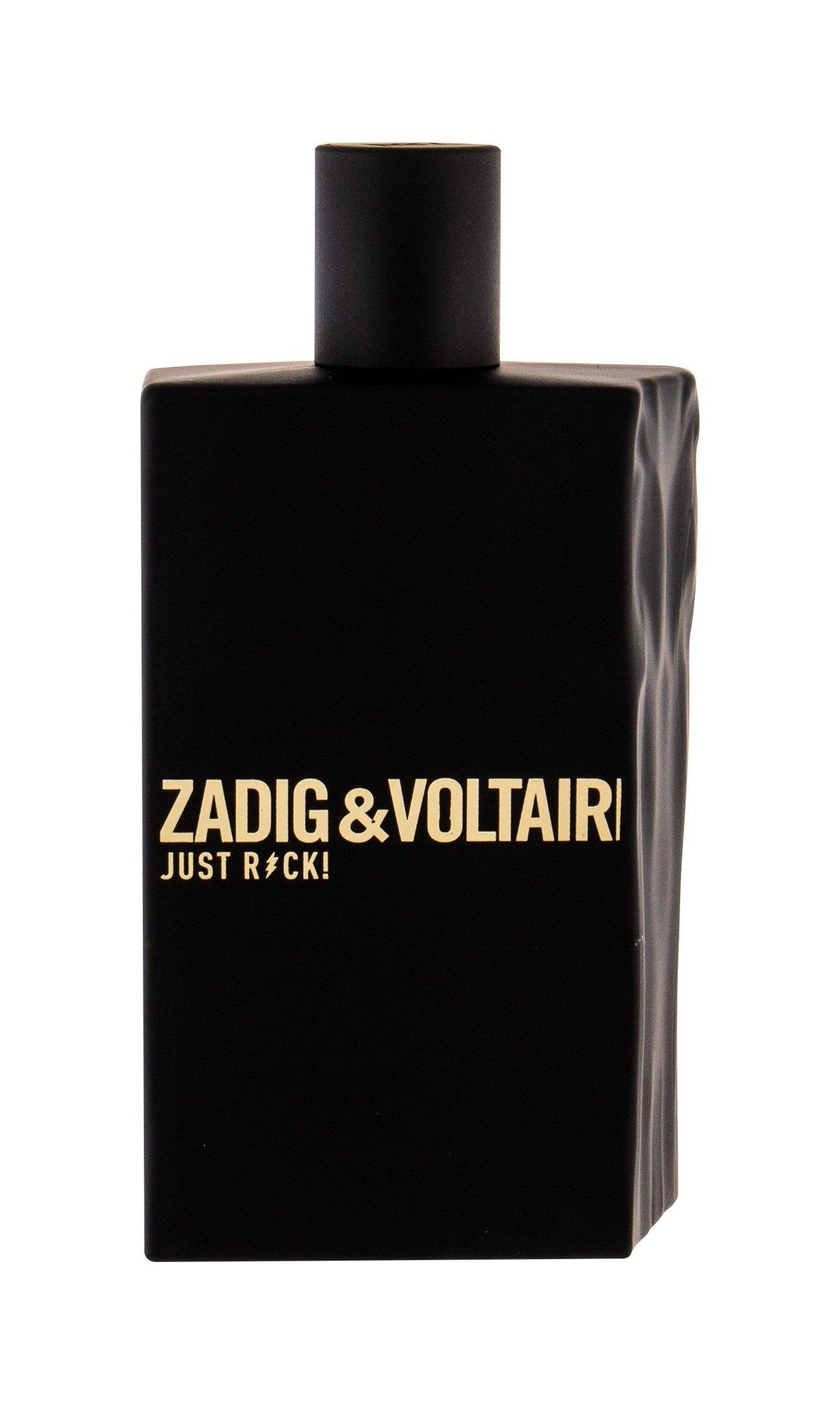 Zadig & Voltaire Just Rock! Eau de Toilette 100ml