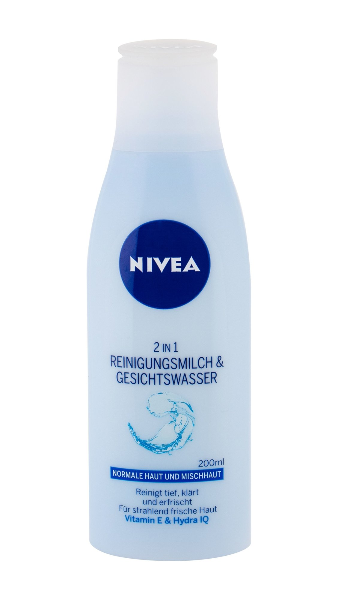 Nivea Milk & Toner Cleansing Milk 200ml