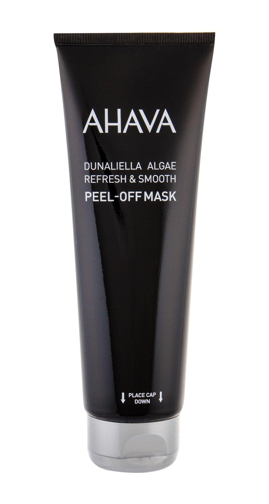 AHAVA Dunaliella Face Mask 125ml  Refresh & Smooth