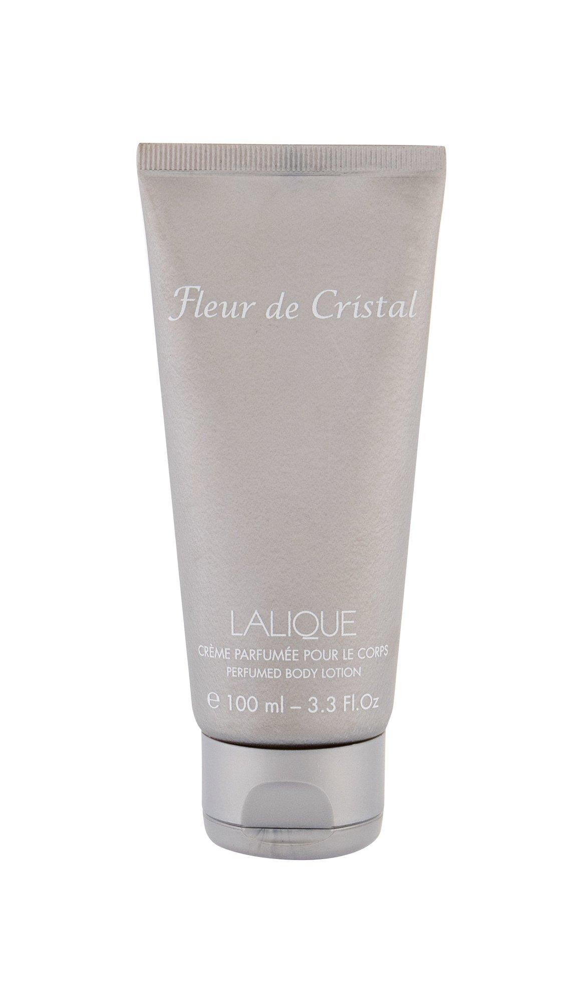 Kūno losjonas Lalique Fleur De Cristal
