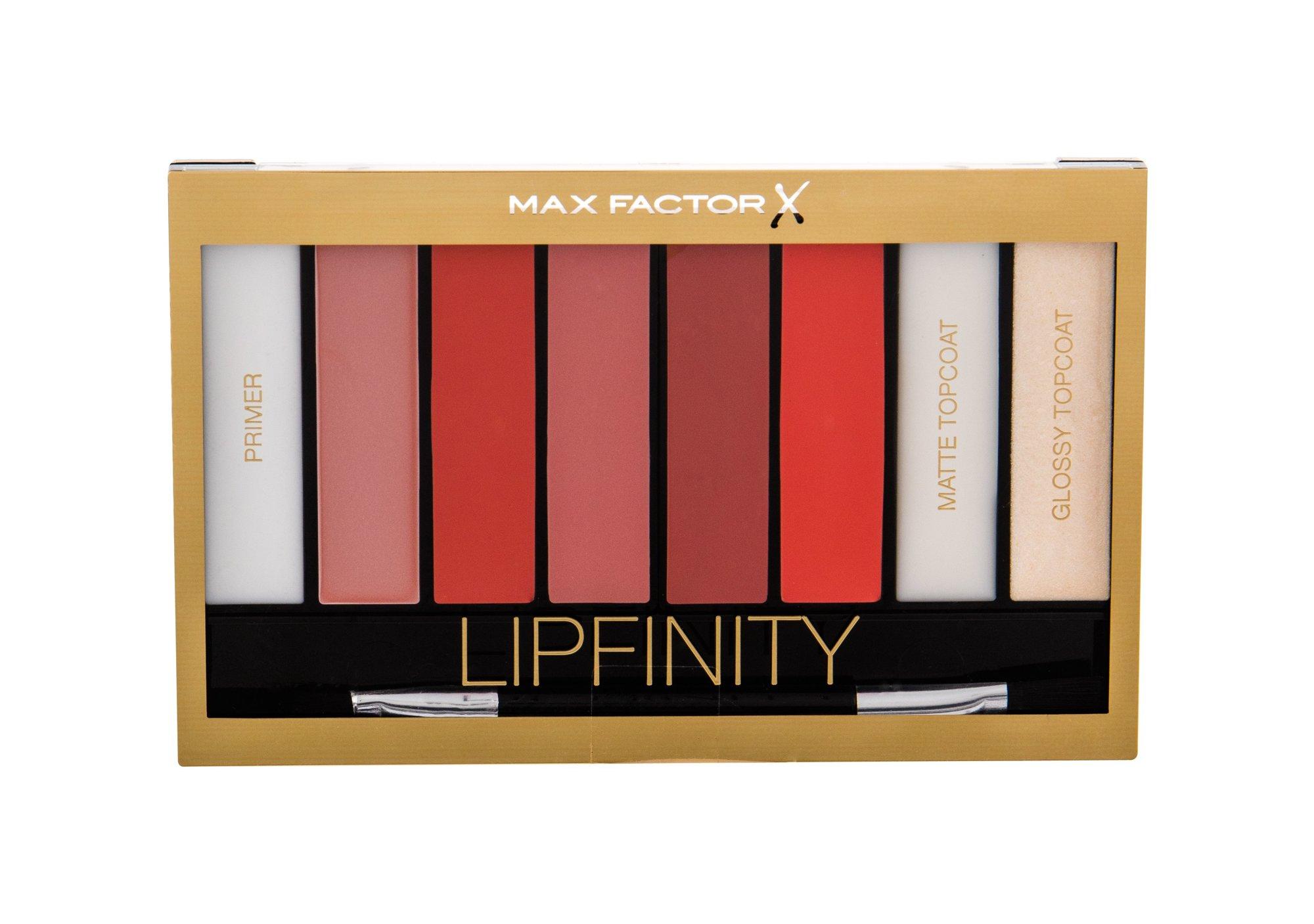 Max Factor Lipfinity Lipstick 12ml 03 Nudes