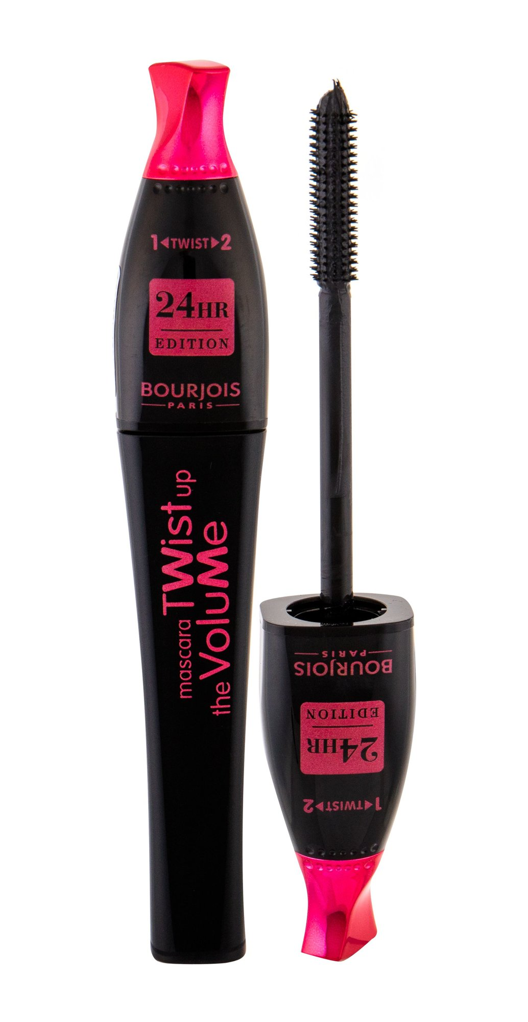 BOURJOIS Paris Twist Up The Volume Mascara 8ml 23 Black