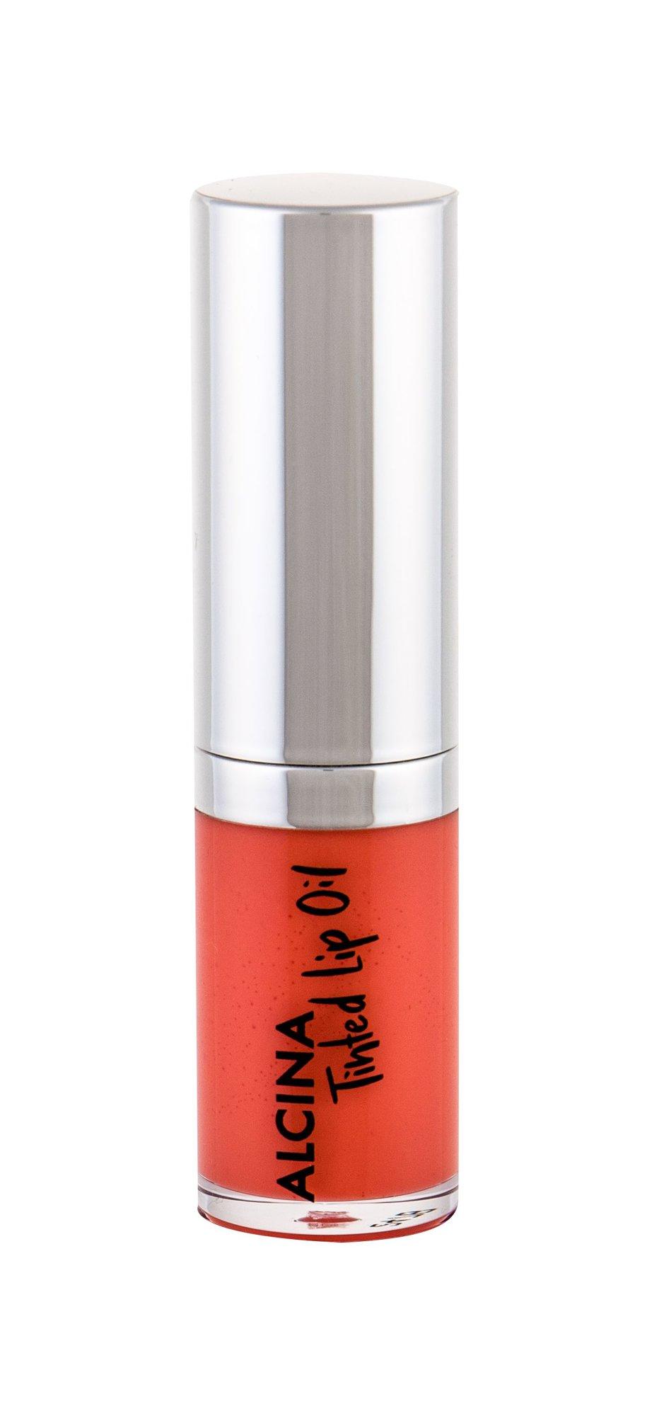 ALCINA Tinted Lip Oil Lip Gloss 5ml Peach
