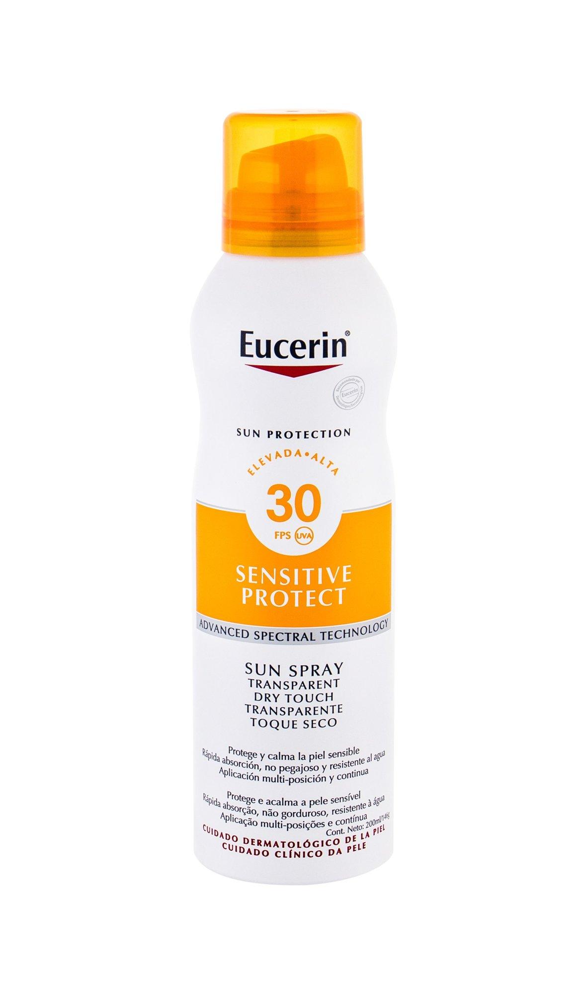 Eucerin Sun Sensitive Protect Sun Body Lotion 200ml