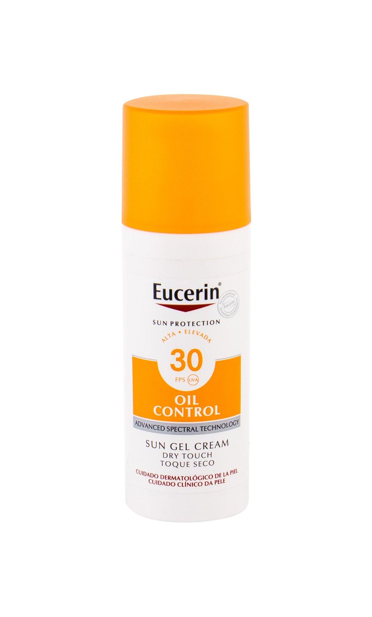 Eucerin Sun Oil Control Face Sun Care 50ml