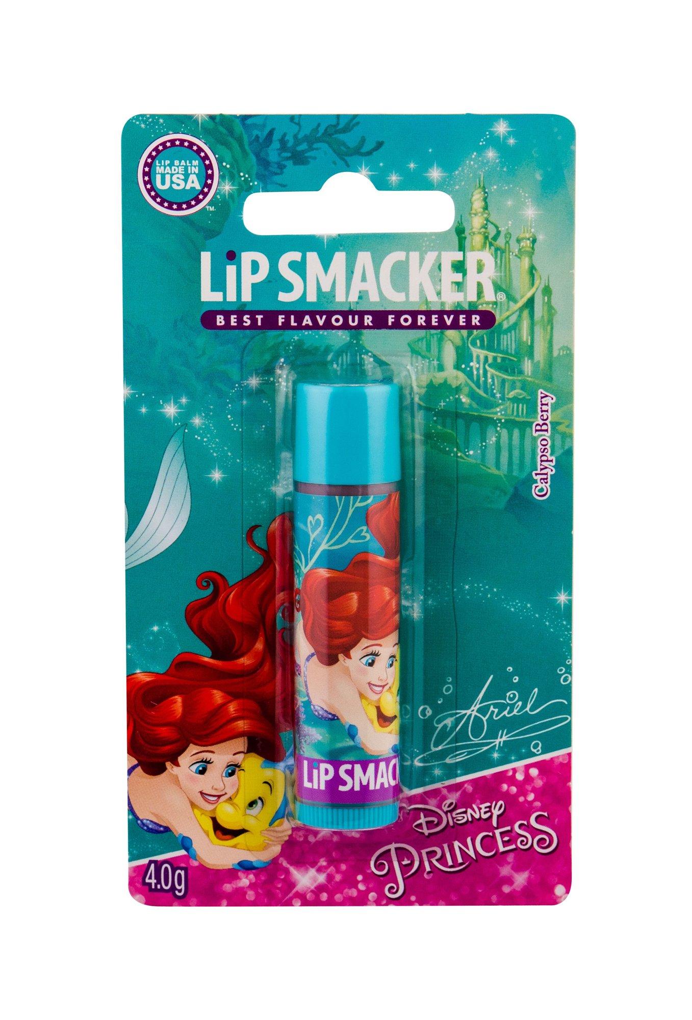 Lip Smacker Disney Princess Lip Balm 4ml Calypso Berry