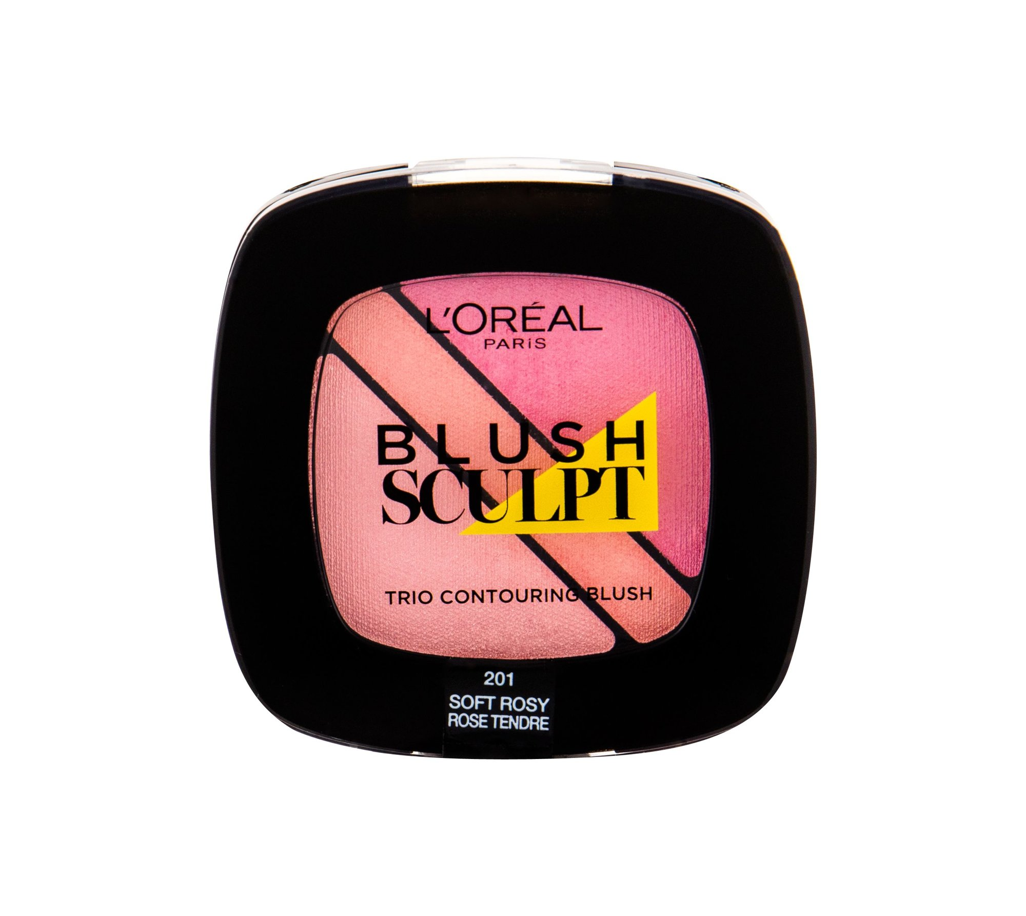 L´Oréal Paris Blush Sculpt Blush 4ml 201 Soft Rosy