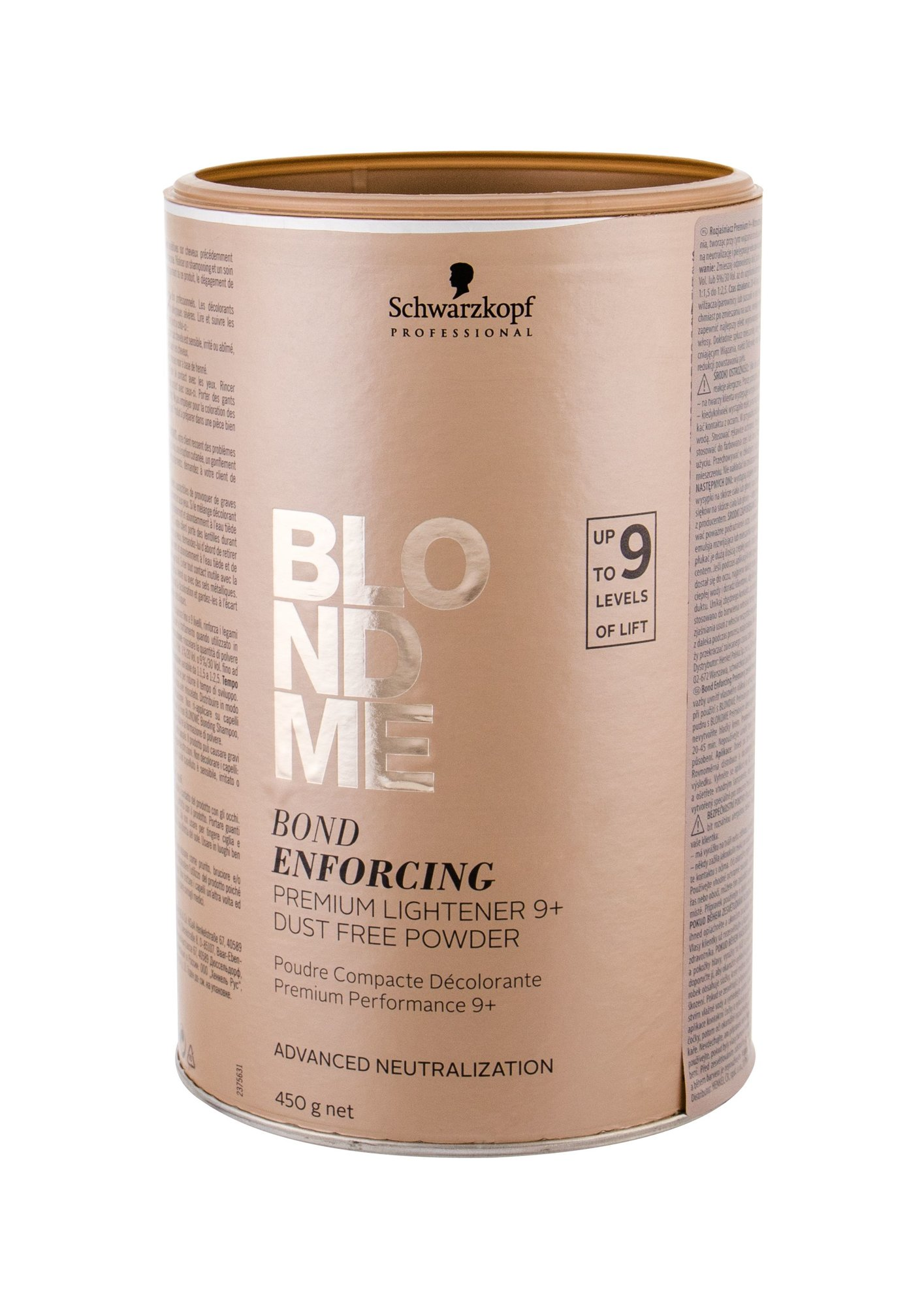 Schwarzkopf Blond Me Hair Color 450ml
