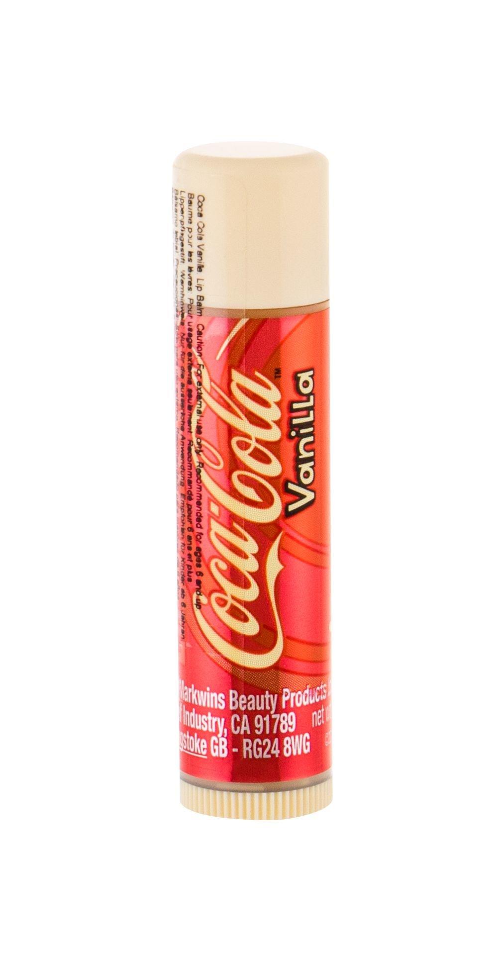 Lip Smacker Coca-Cola Lip Balm 4ml Vanilla