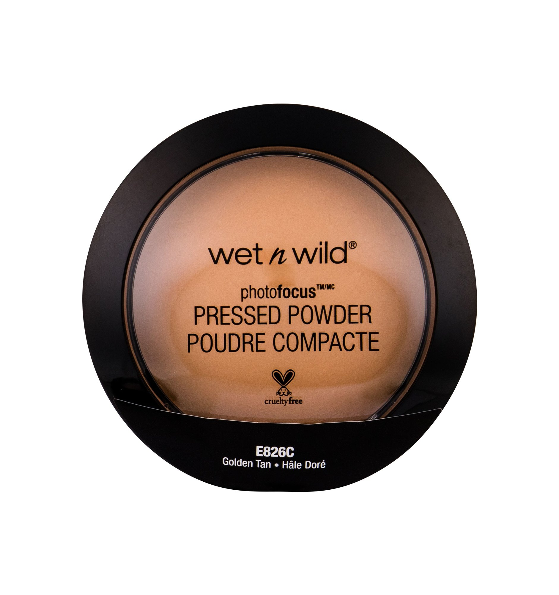 Wet n Wild Photo Focus Powder 7,5ml Golden Tan
