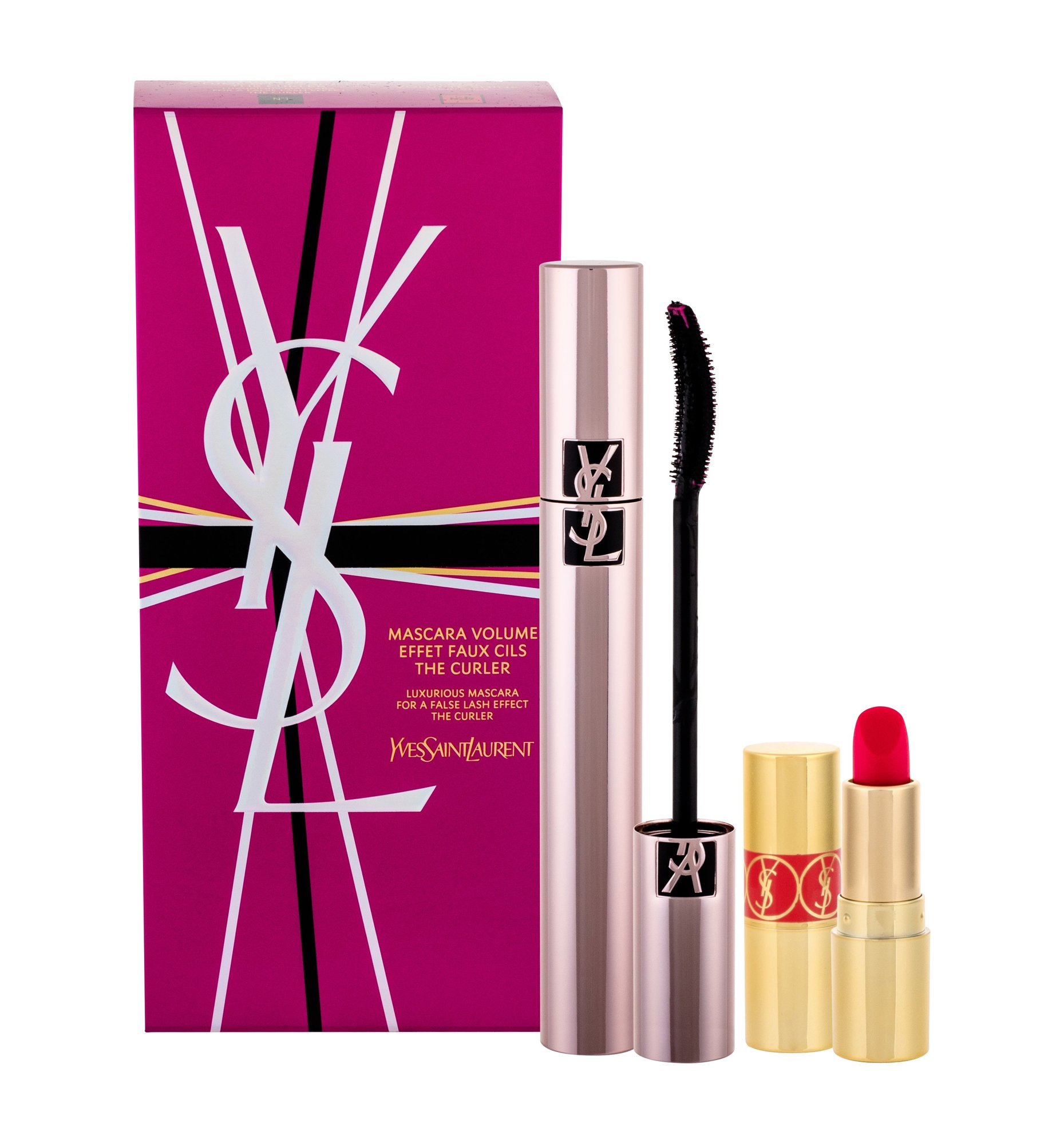 Yves Saint Laurent Volume Effet Faux Cils Mascara 6,6ml 1 Rebellious Black