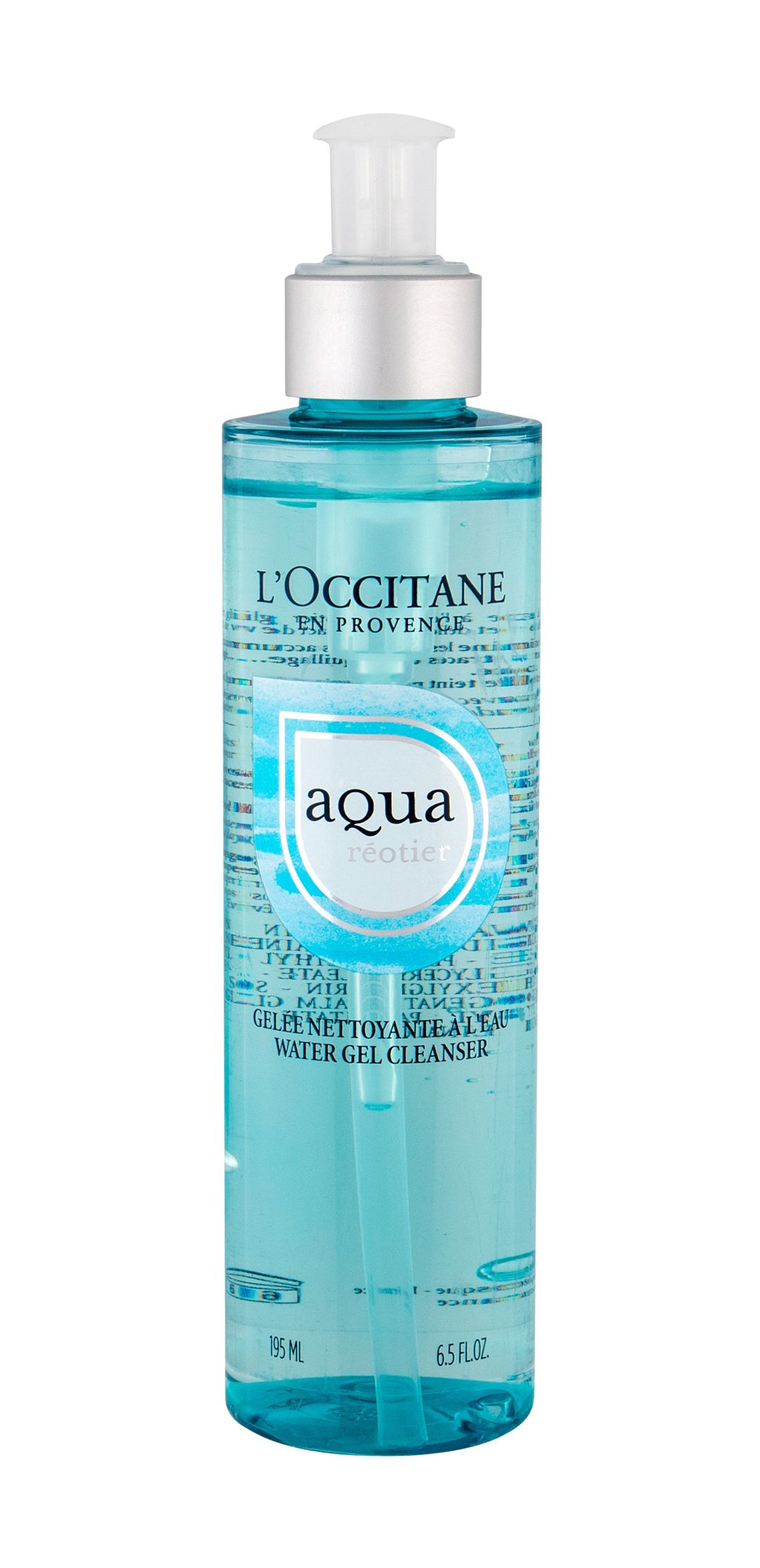 L´Occitane Aqua Réotier Cleansing Gel 195ml