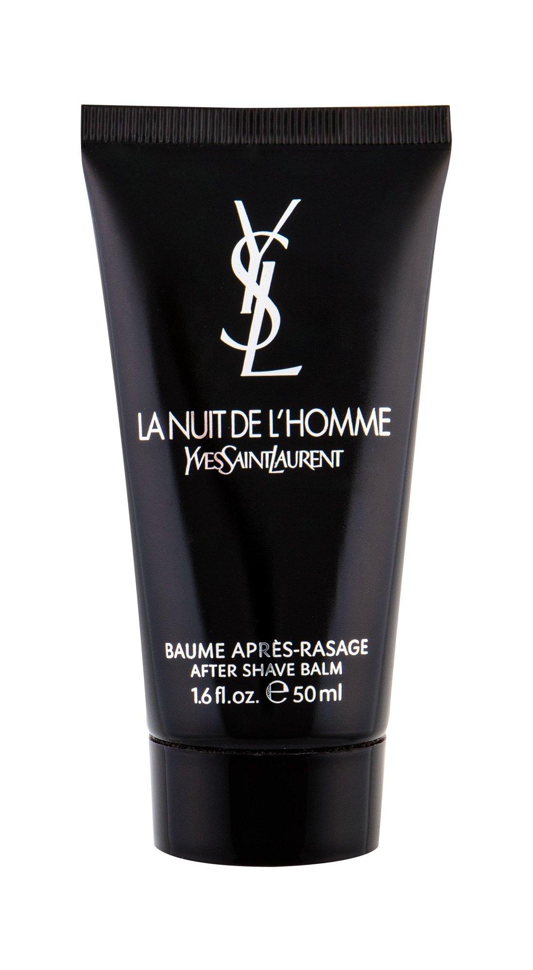 Yves Saint Laurent La Nuit De L´Homme Aftershave Balm 50ml