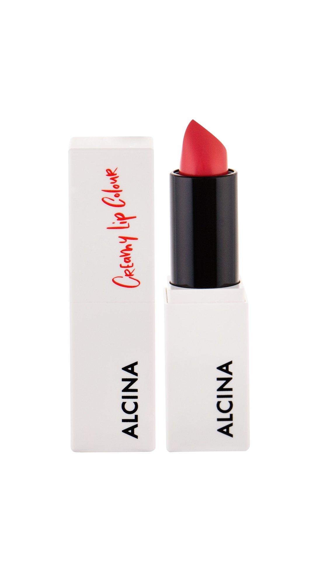 ALCINA Creamy Lip Colour Lipstick 4ml Cranberry