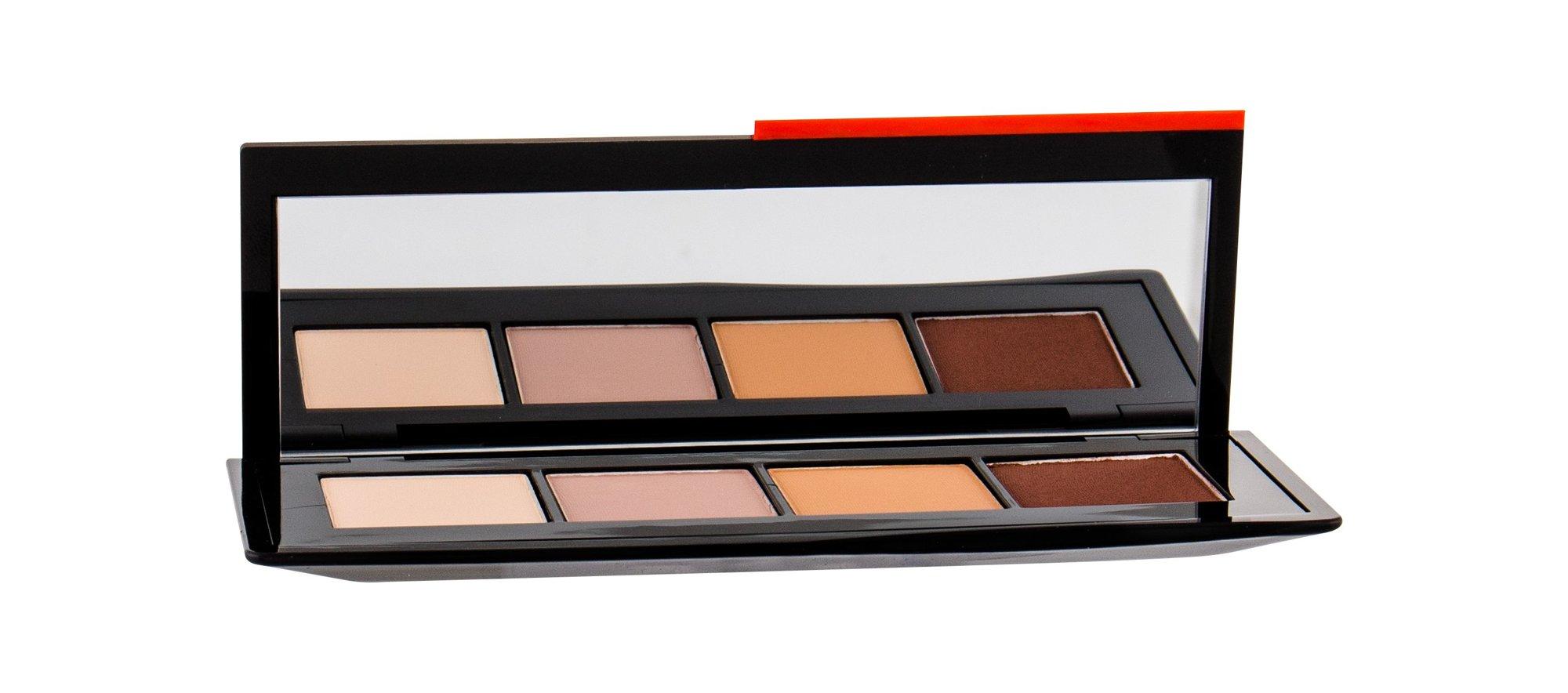 Shiseido Essentialist Eye Palette Eye Shadow 5,2ml 01 Miyuki Street Nudes