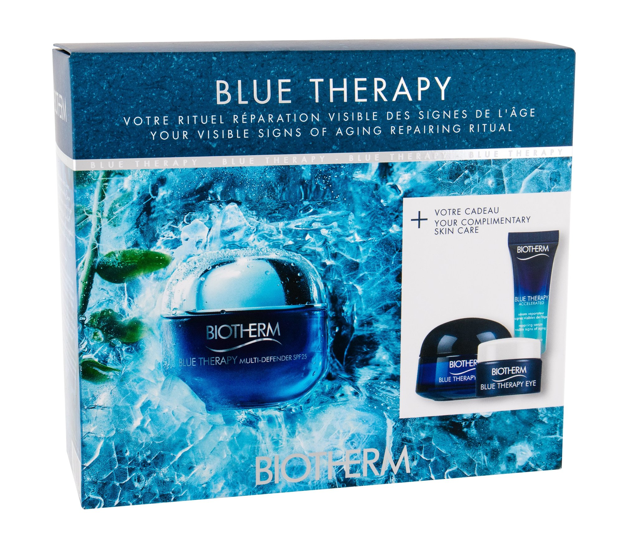 Biotherm Blue Therapy Day Cream 50ml  Multi-Defender