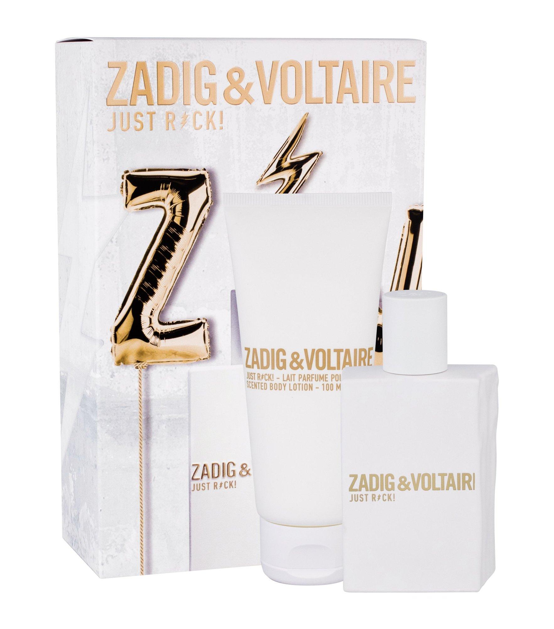 Zadig & Voltaire Just Rock! Eau de Parfum 50ml