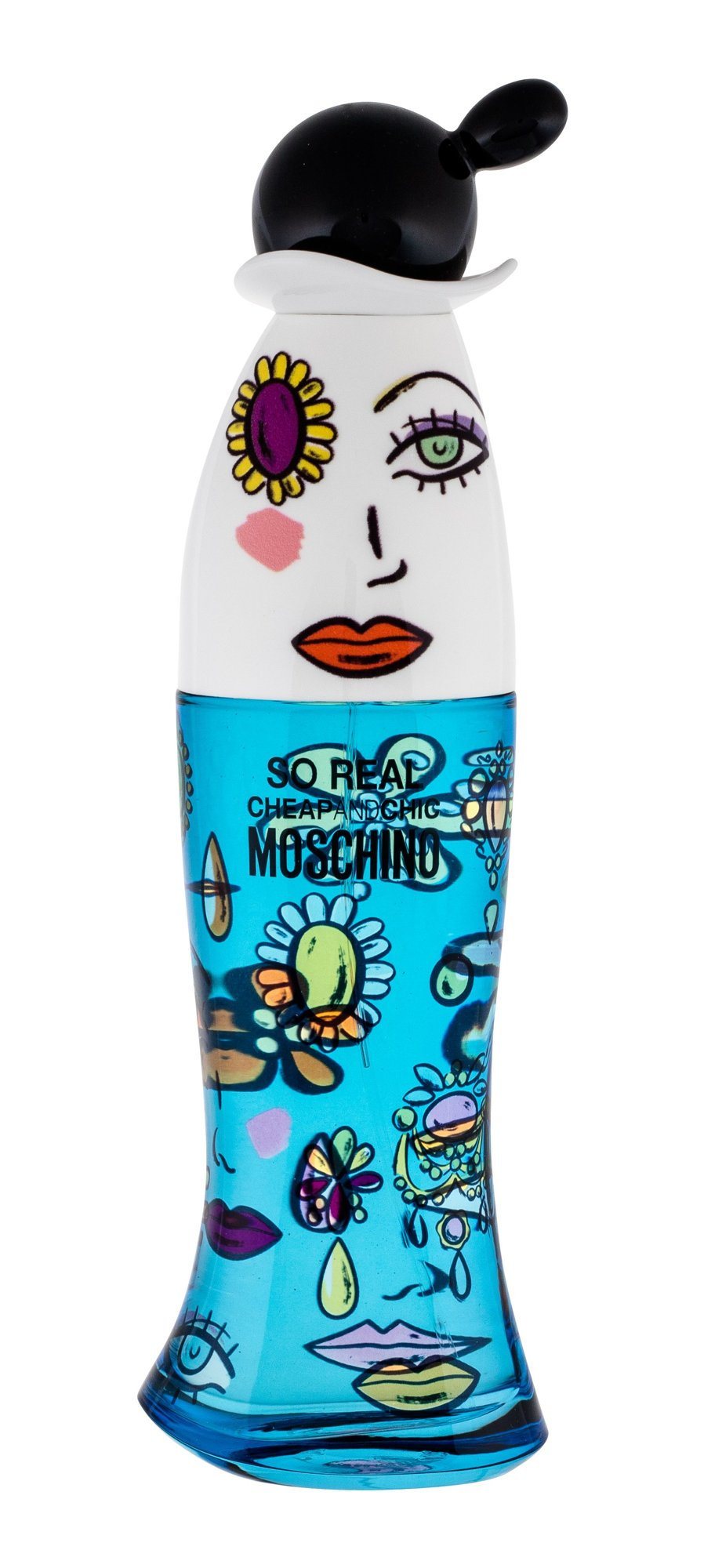 Moschino So Real Cheap and Chic Eau de Toilette 100ml