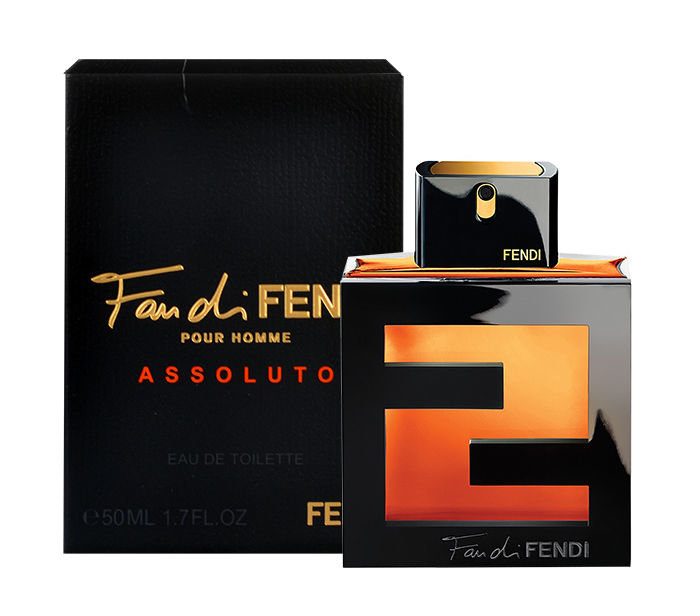Fendi Fan di Fendi Pour Homme Assoluto EDT 50ml