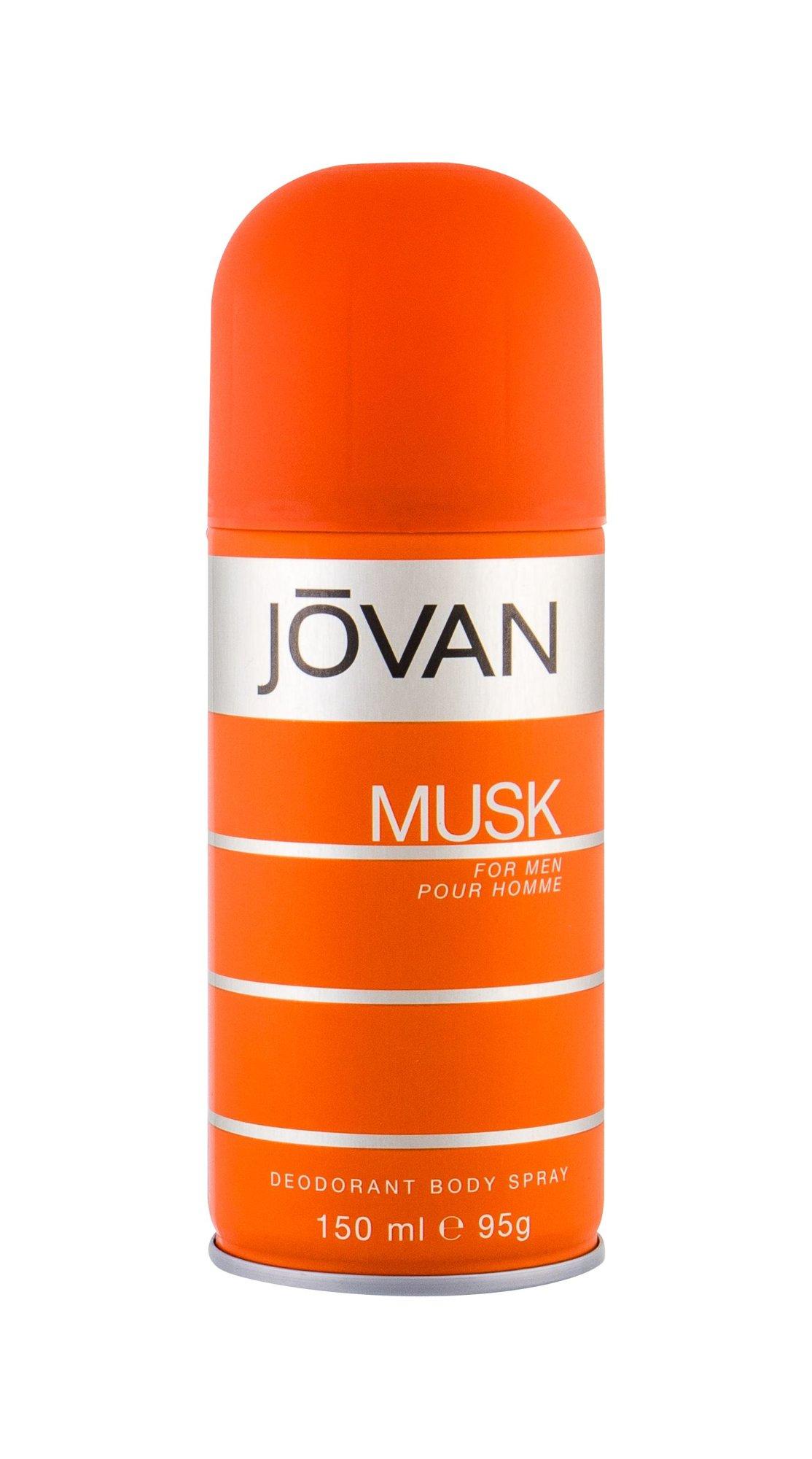 Jovan Musk Deodorant 150ml