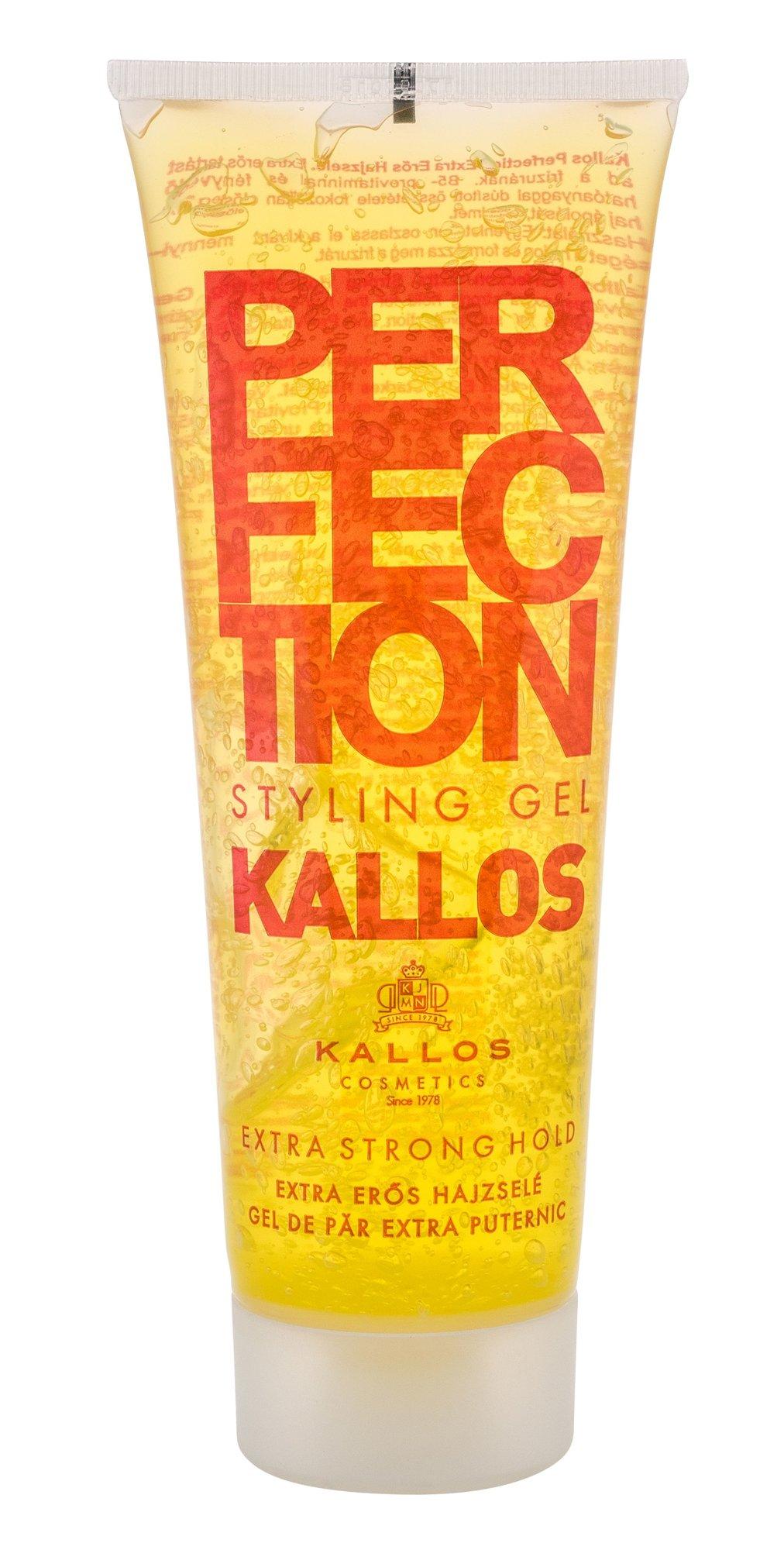 Kallos Cosmetics Perfection Hair Gel 250ml