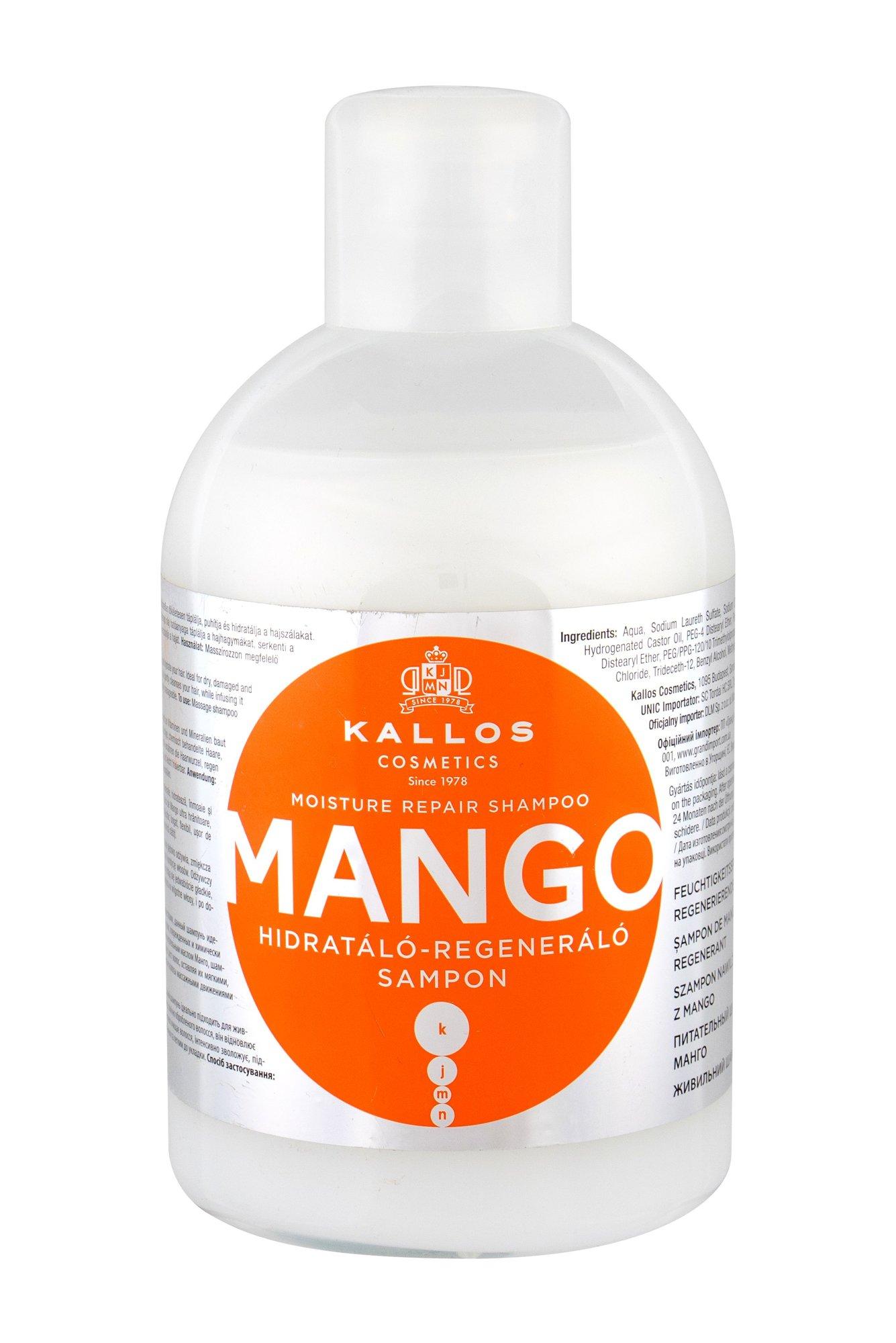 Šampūnas Kallos Cosmetics Mango