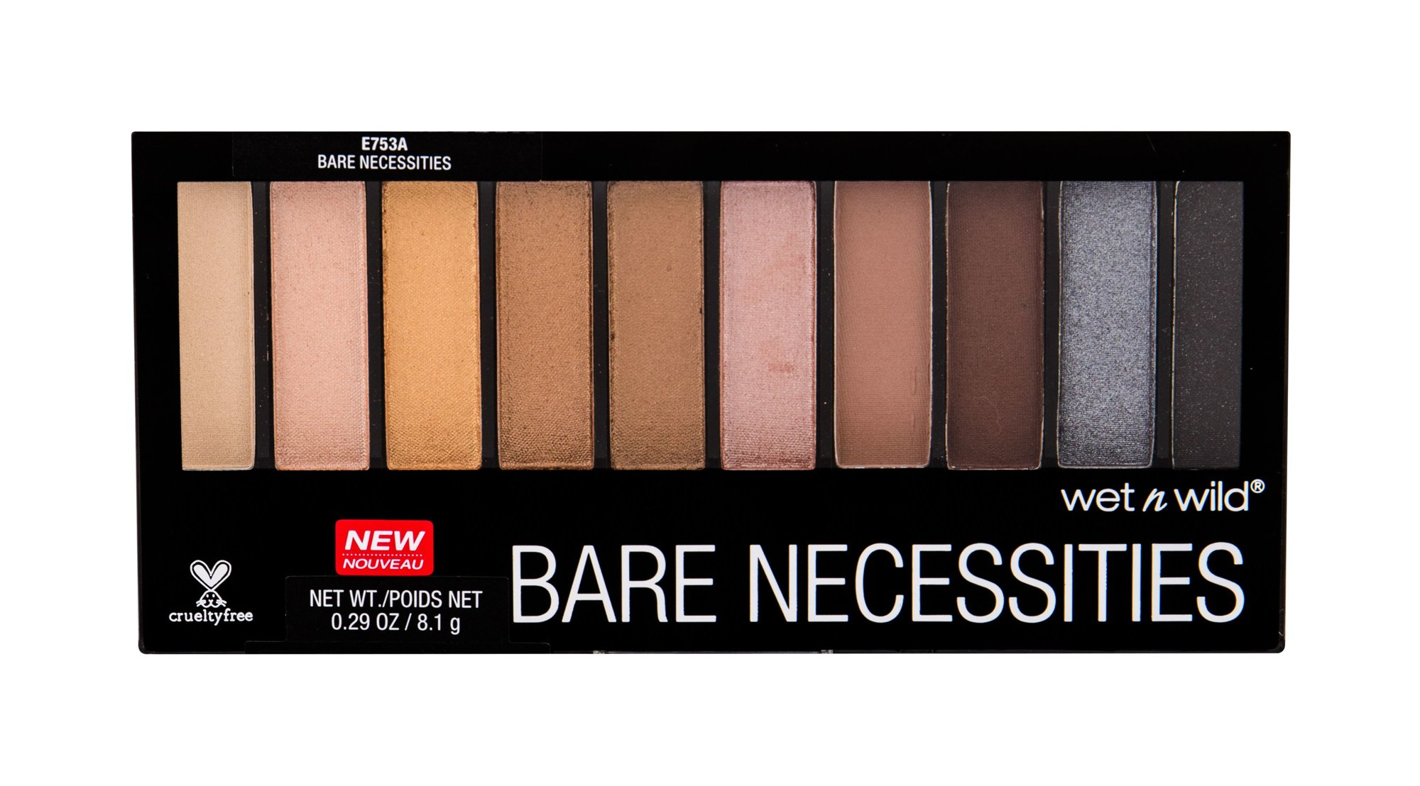 Wet n Wild Color Icon Eye Shadow 8,1ml Bare Necessities