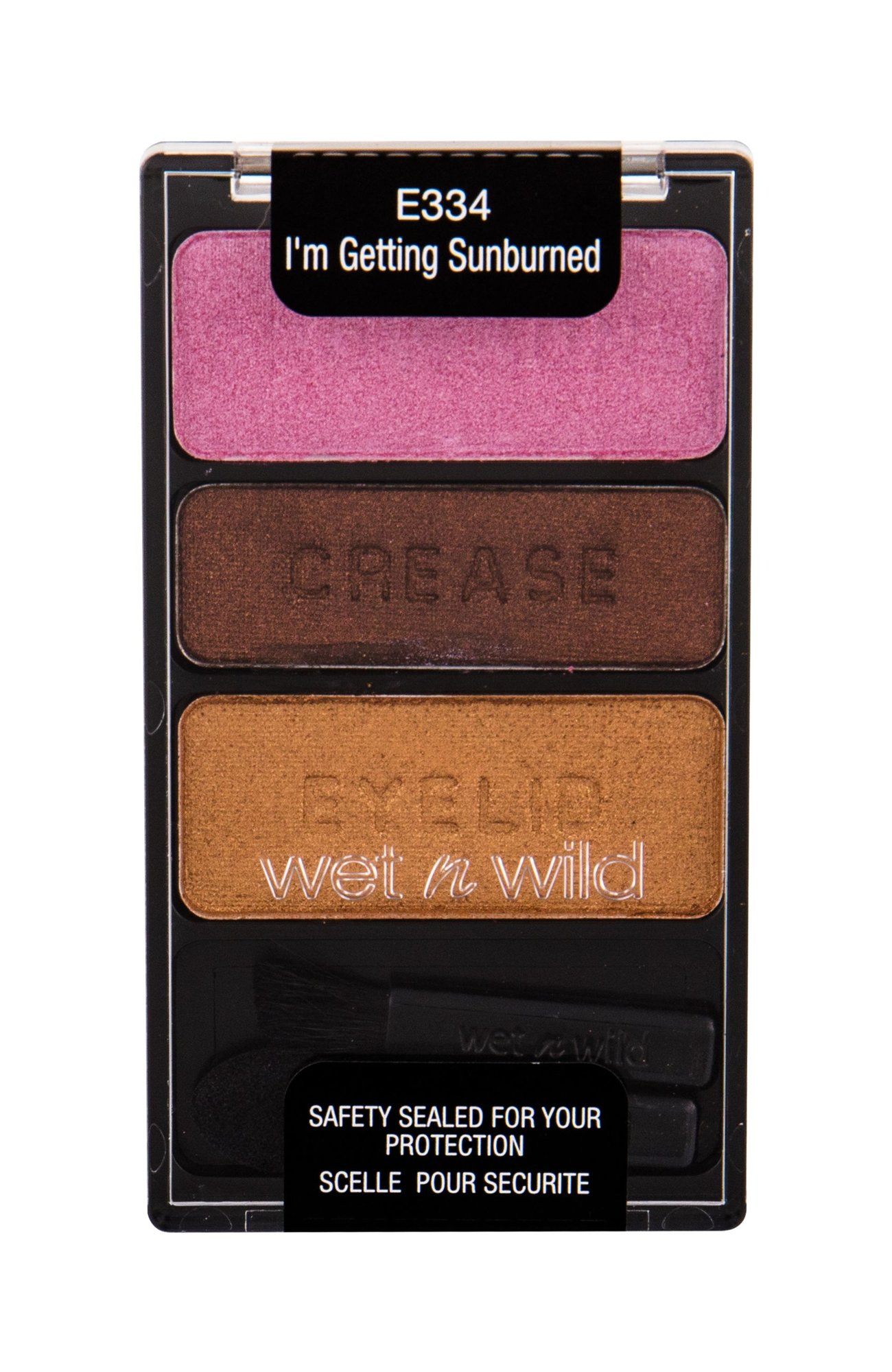 Wet n Wild Color Icon Eye Shadow 3,5ml I´m Getting Sunburned Trio